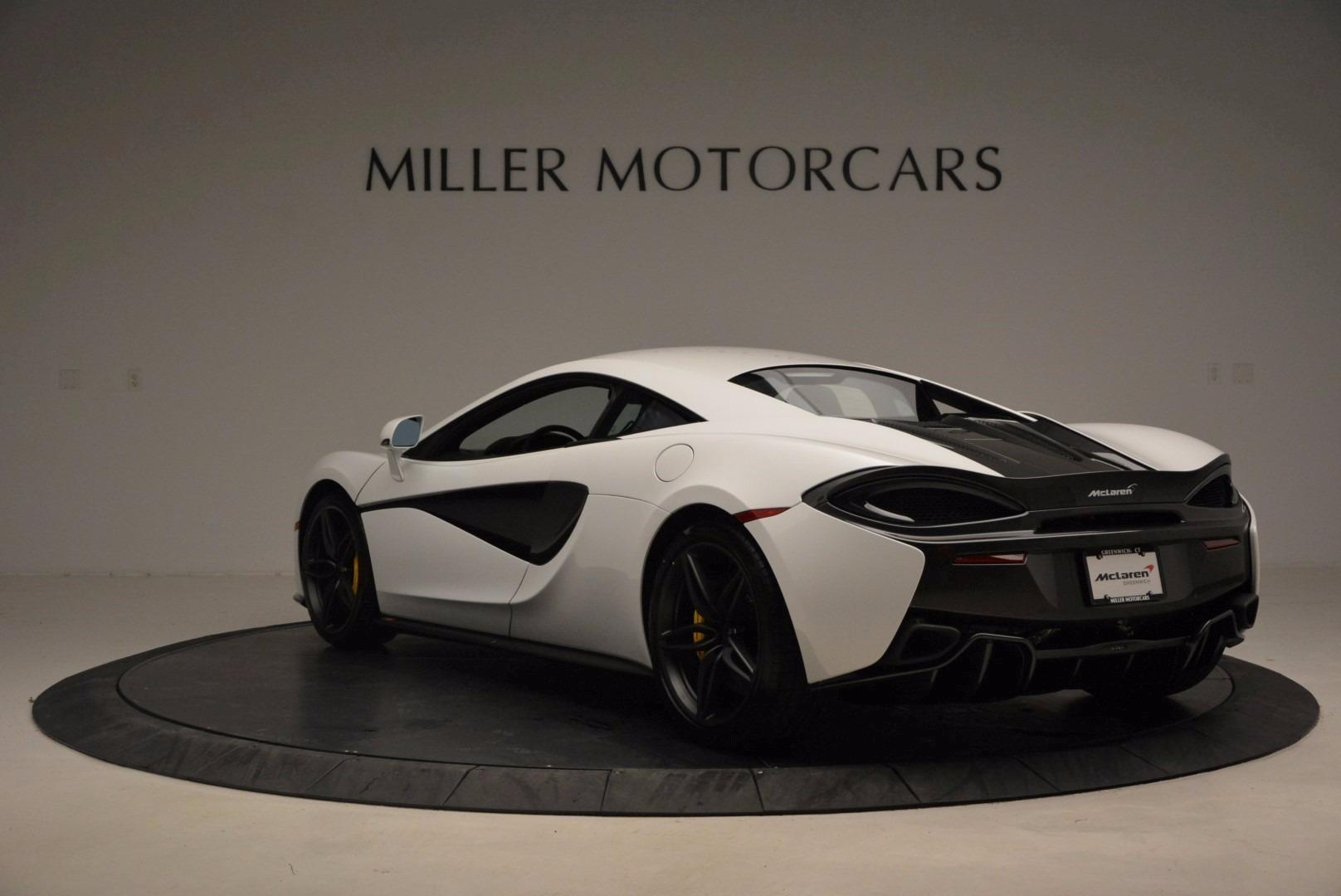 New 2017 McLaren 570S  For Sale In Westport, CT 1452_p5