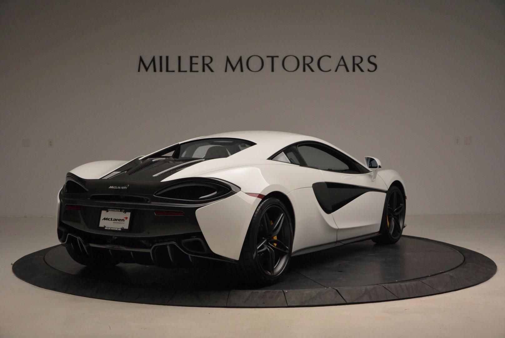 New 2017 McLaren 570S  For Sale In Westport, CT 1452_p7
