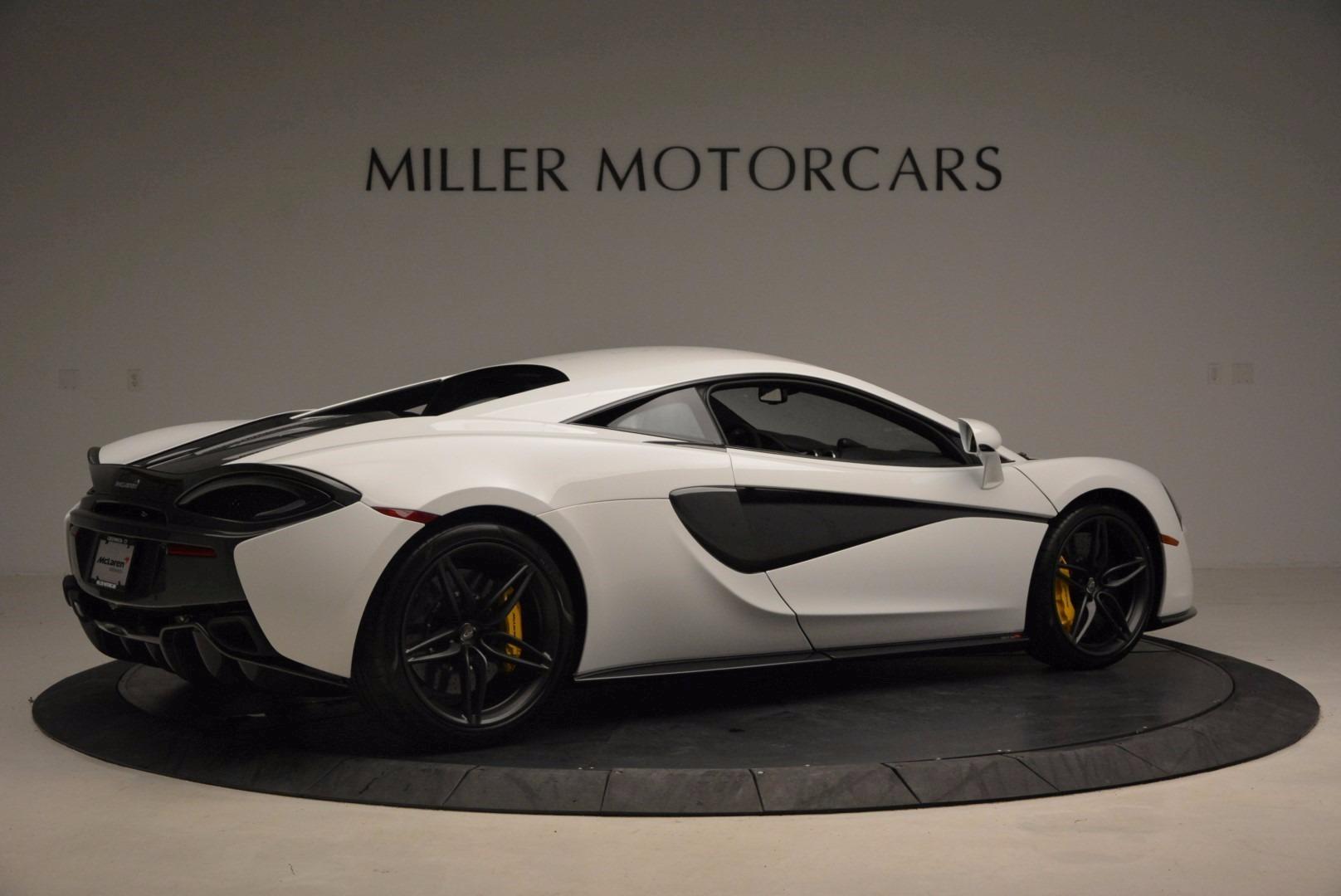 New 2017 McLaren 570S  For Sale In Westport, CT 1452_p8