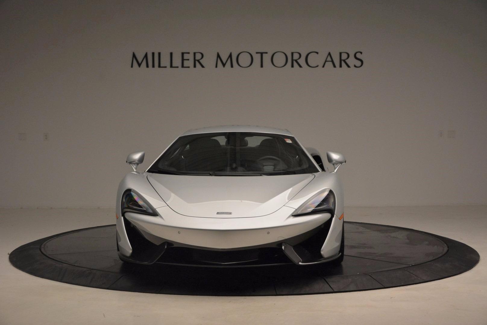 Used 2017 McLaren 570S  For Sale In Westport, CT 1453_p12