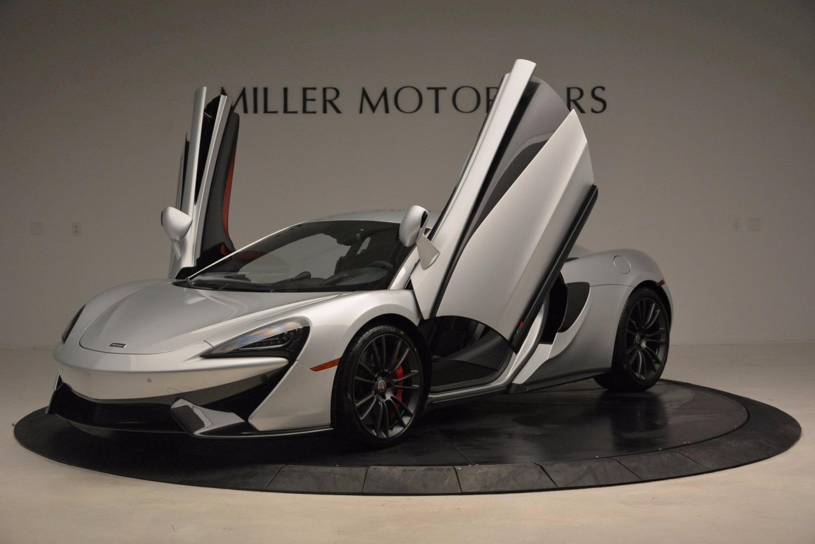 Used 2017 McLaren 570S  For Sale In Westport, CT 1453_p14