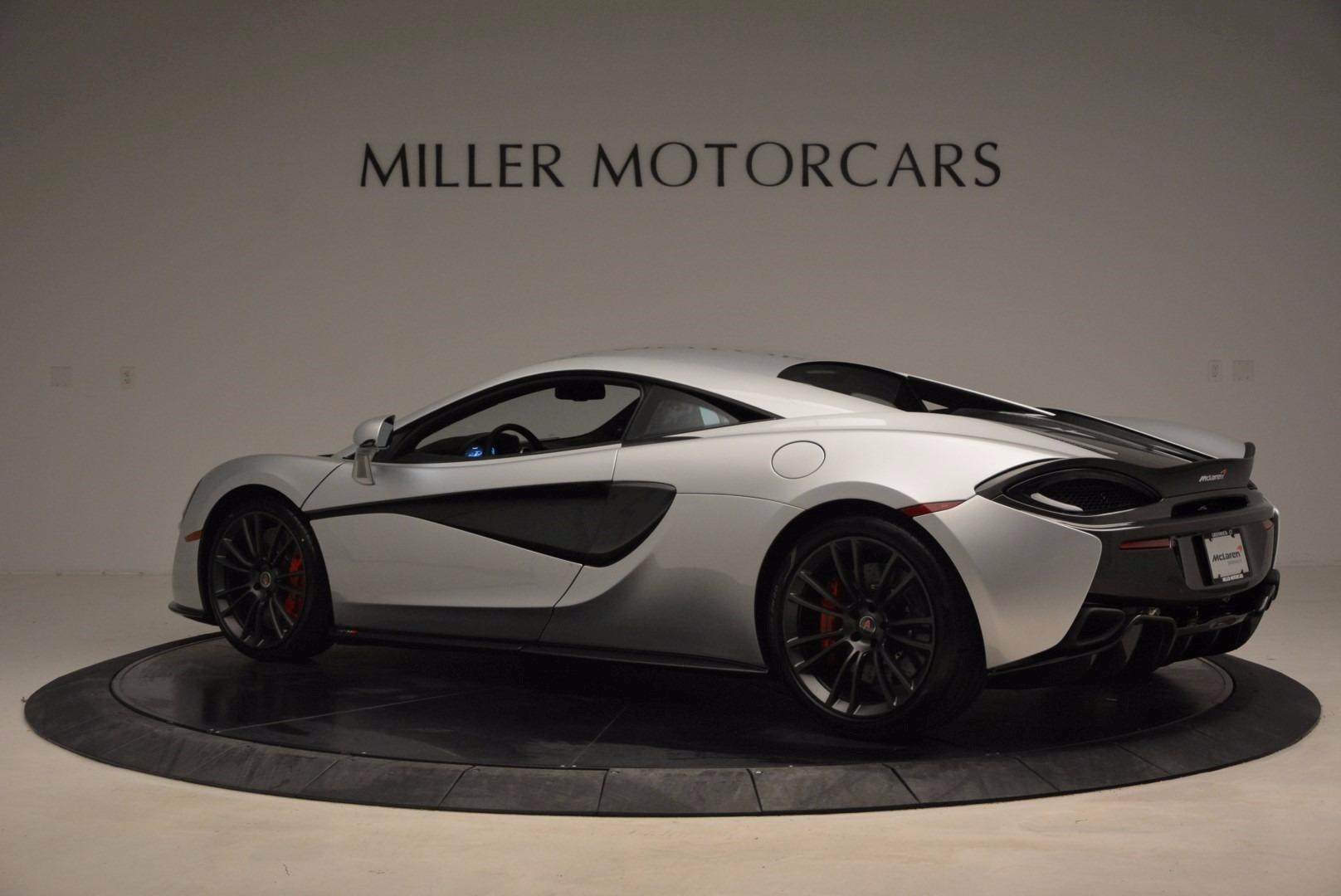 Used 2017 McLaren 570S  For Sale In Westport, CT 1453_p4