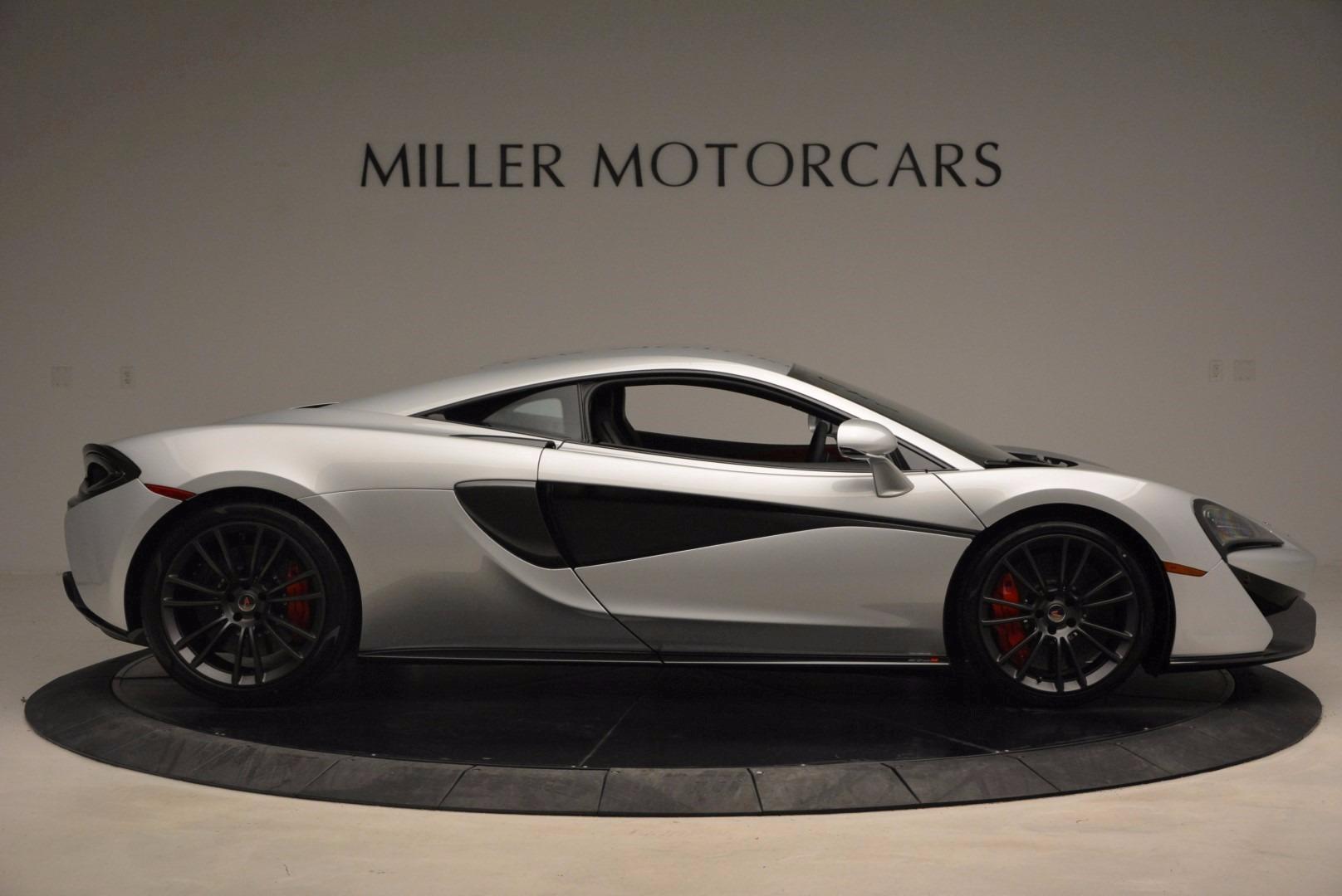Used 2017 McLaren 570S  For Sale In Westport, CT 1453_p9