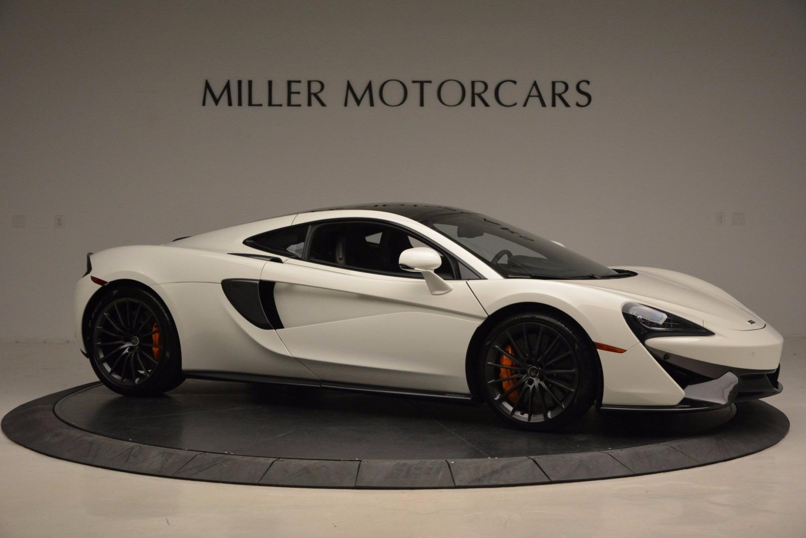 Used 2017 McLaren 570GT  For Sale In Westport, CT 1455_p10