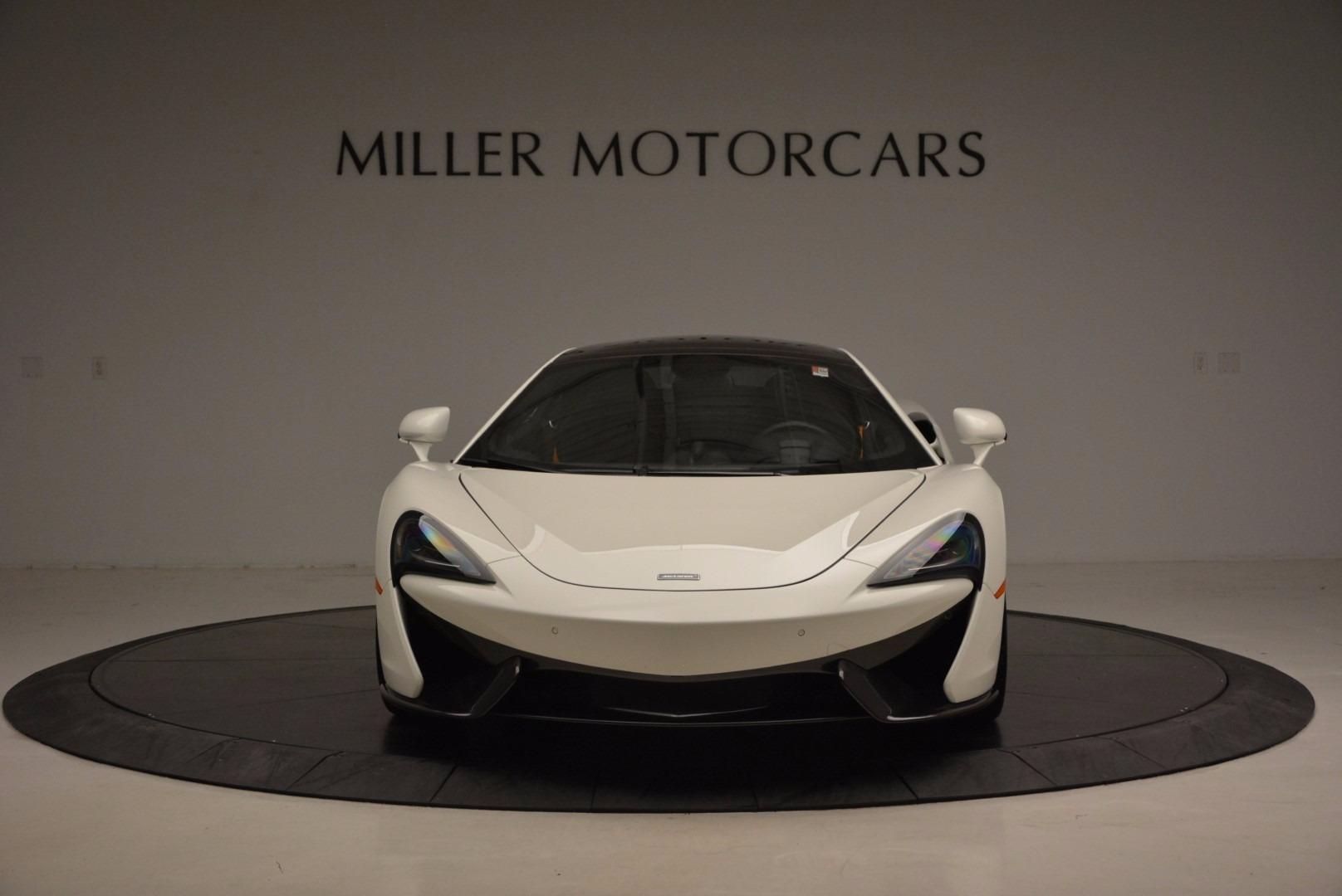 Used 2017 McLaren 570GT  For Sale In Westport, CT 1455_p12