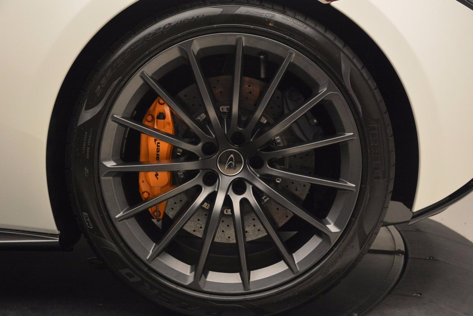 Used 2017 McLaren 570GT  For Sale In Westport, CT 1455_p13