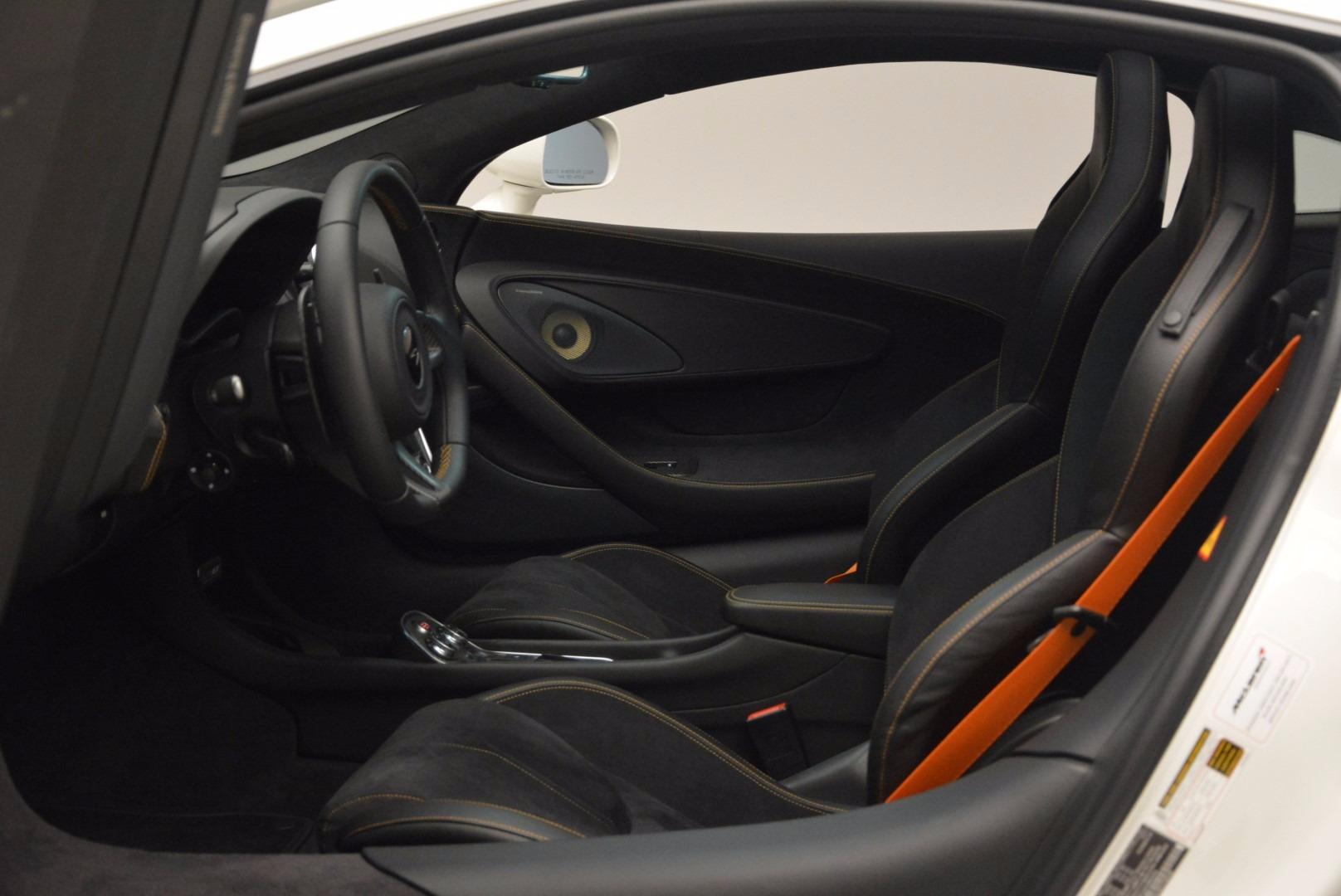 Used 2017 McLaren 570GT  For Sale In Westport, CT 1455_p16