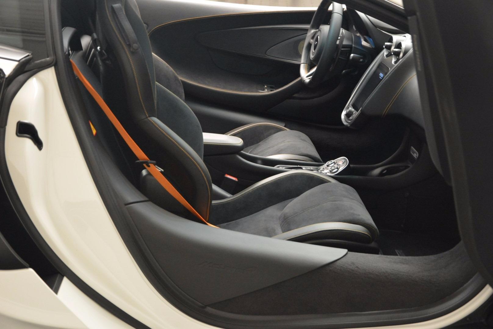 Used 2017 McLaren 570GT  For Sale In Westport, CT 1455_p19