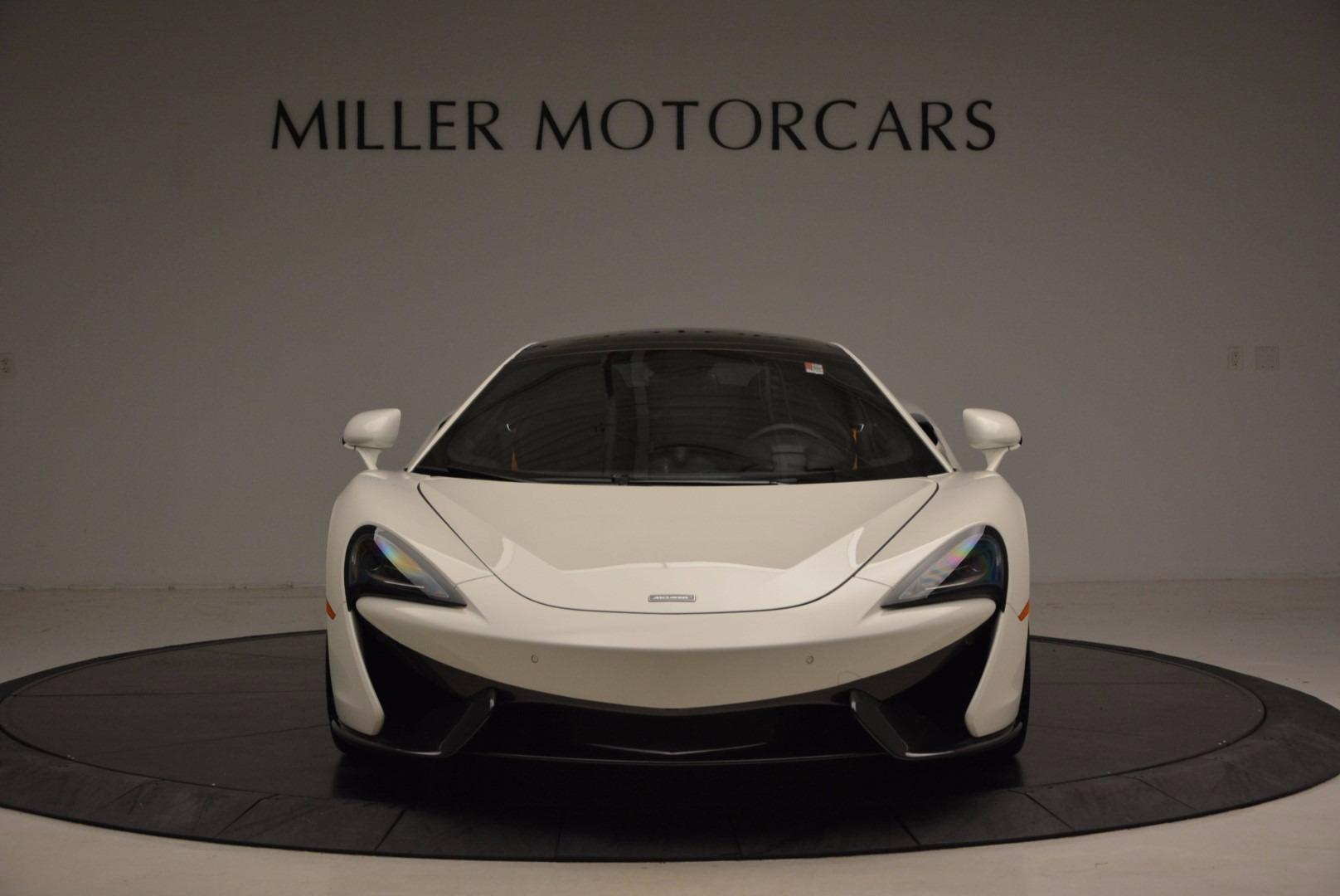 Used 2017 McLaren 570GT  For Sale In Westport, CT 1455_p21