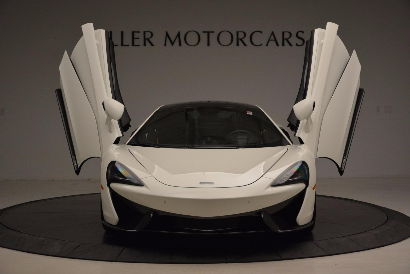 Used 2017 McLaren 570GT  For Sale In Westport, CT 1455_p22