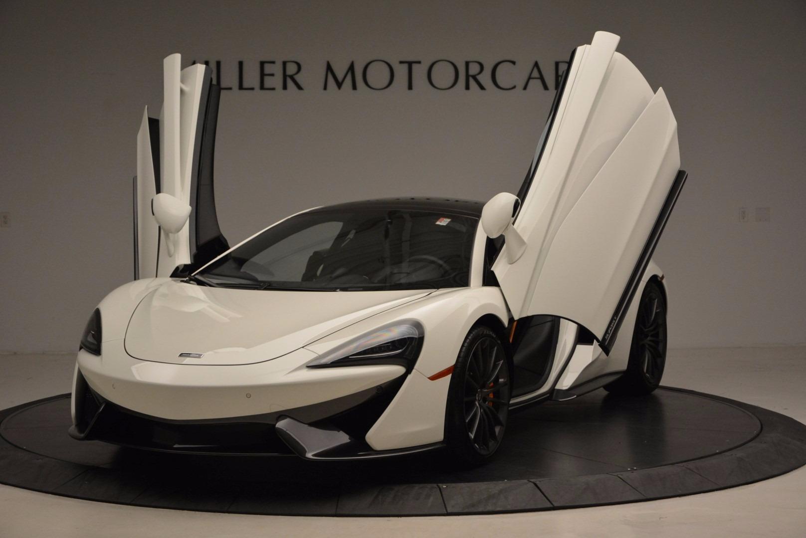 Used 2017 McLaren 570GT  For Sale In Westport, CT 1455_p23
