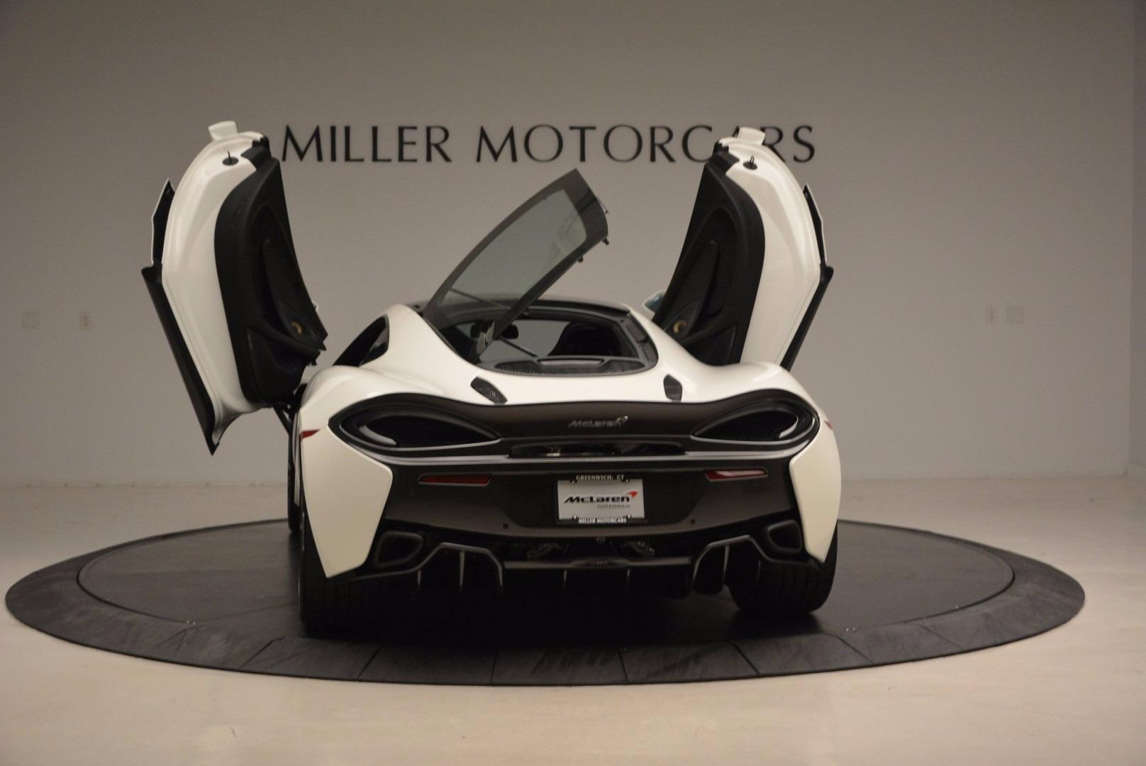 Used 2017 McLaren 570GT  For Sale In Westport, CT 1455_p25