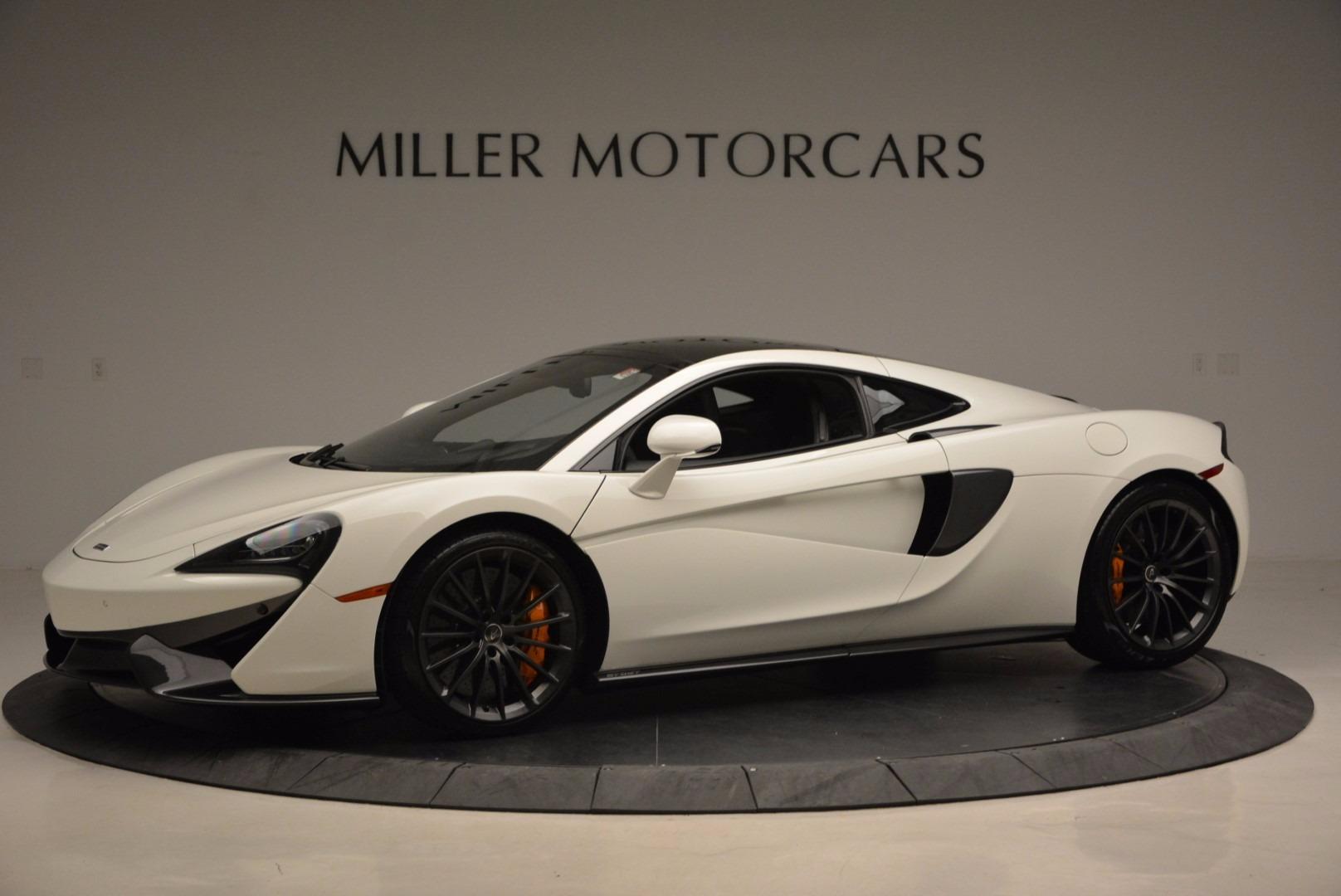 Used 2017 McLaren 570GT  For Sale In Westport, CT 1455_p2