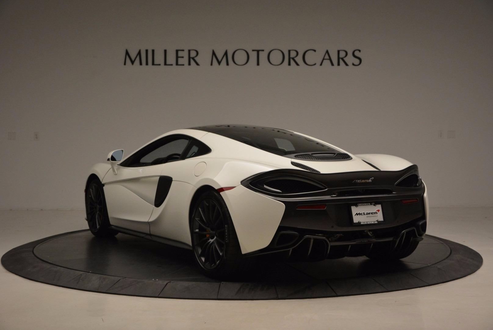 Used 2017 McLaren 570GT  For Sale In Westport, CT 1455_p5