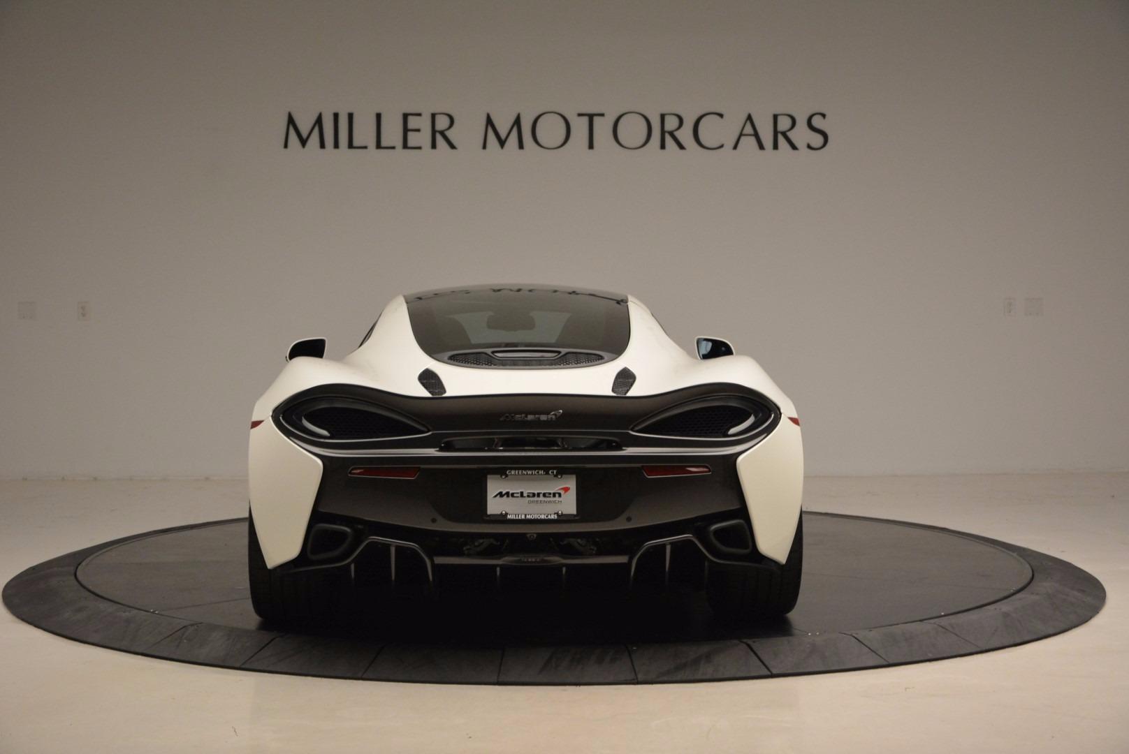 Used 2017 McLaren 570GT  For Sale In Westport, CT 1455_p6