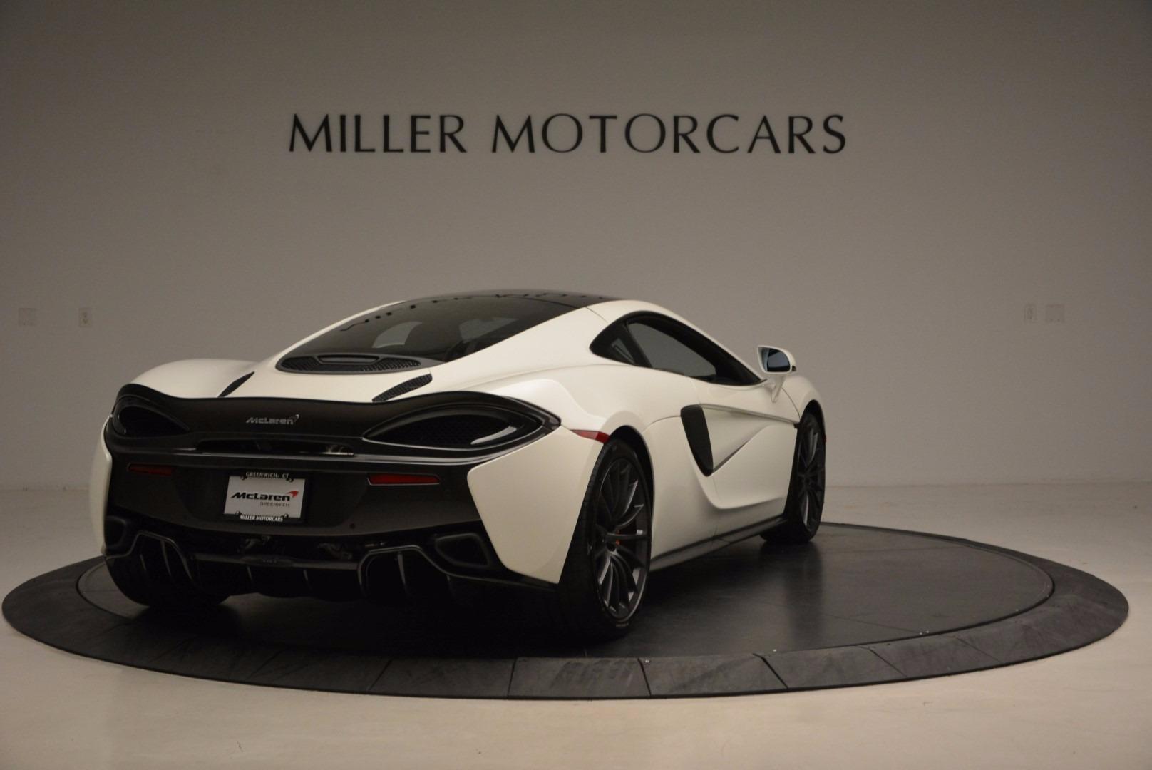 Used 2017 McLaren 570GT  For Sale In Westport, CT 1455_p7