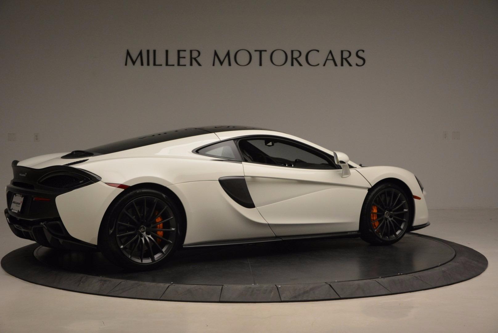Used 2017 McLaren 570GT  For Sale In Westport, CT 1455_p8