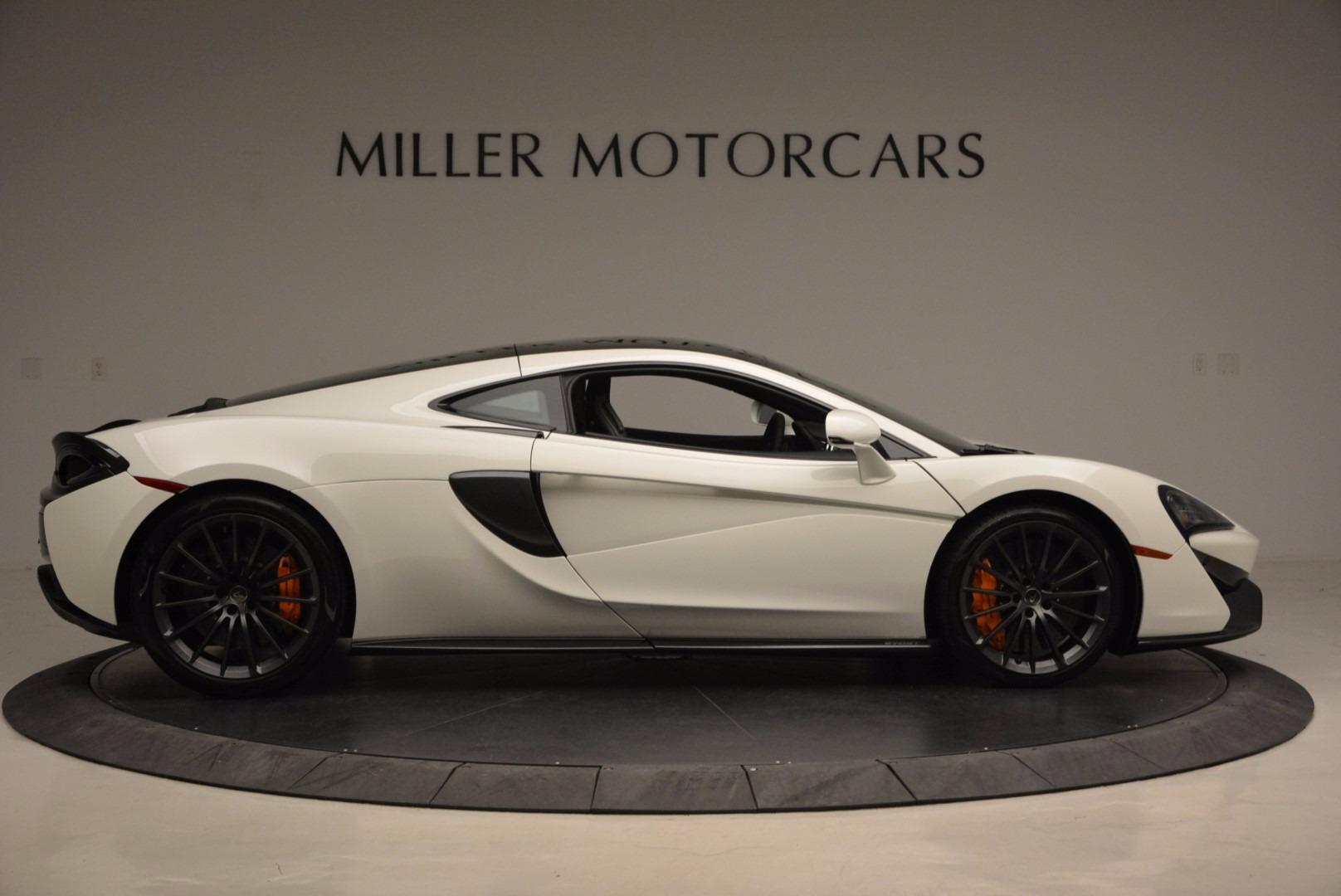Used 2017 McLaren 570GT  For Sale In Westport, CT 1455_p9
