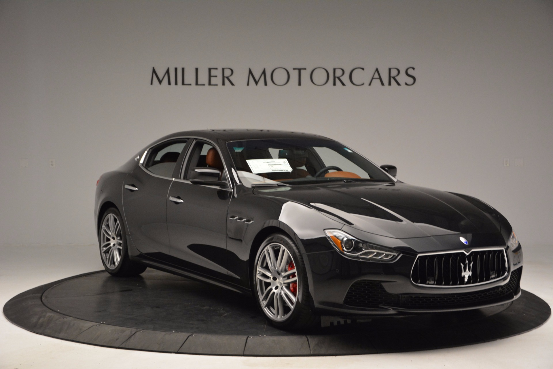 Used 2014 Maserati Ghibli S Q4 For Sale In Westport, CT 1459_p11