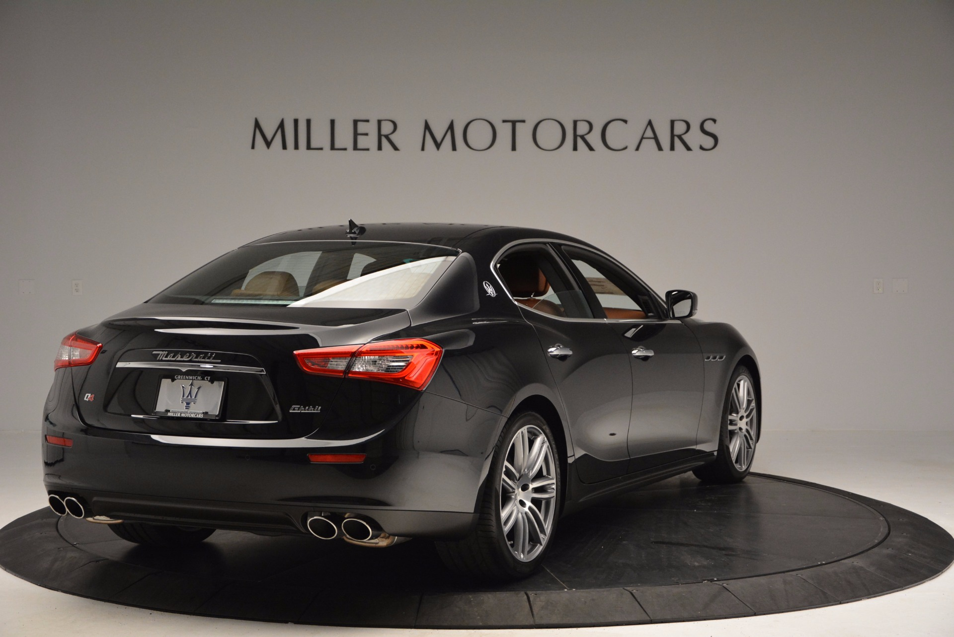 Used 2014 Maserati Ghibli S Q4 For Sale In Westport, CT 1459_p7