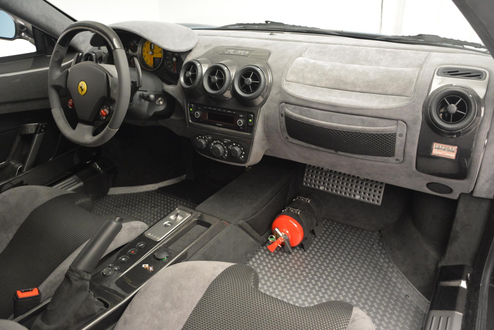 Used 2008 Ferrari F430 Scuderia For Sale In Westport, CT 146_p17