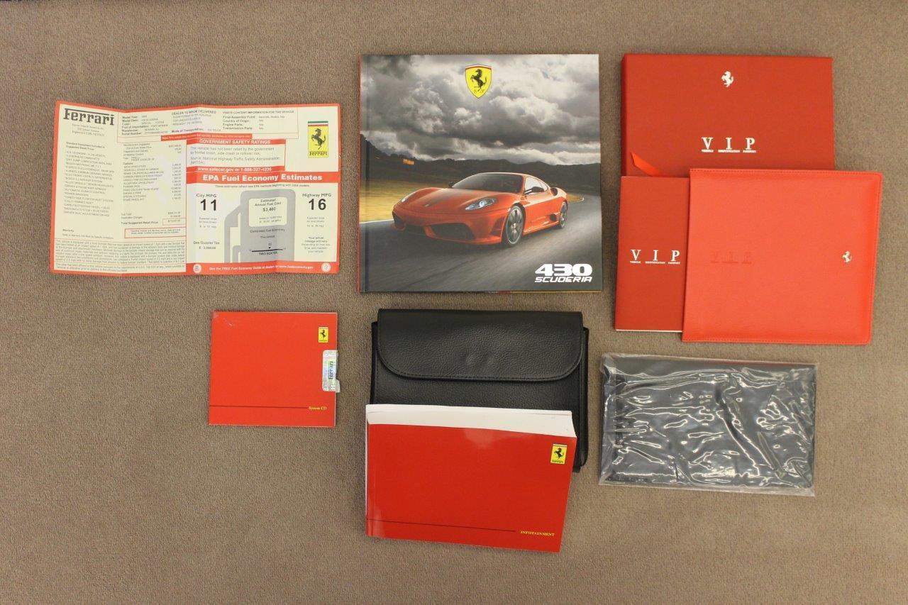 Used 2008 Ferrari F430 Scuderia For Sale In Westport, CT 146_p20