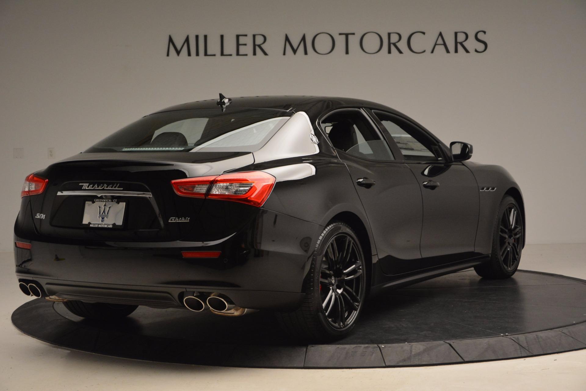 New 2017 Maserati Ghibli S Q4 For Sale In Westport, CT 1460_p7