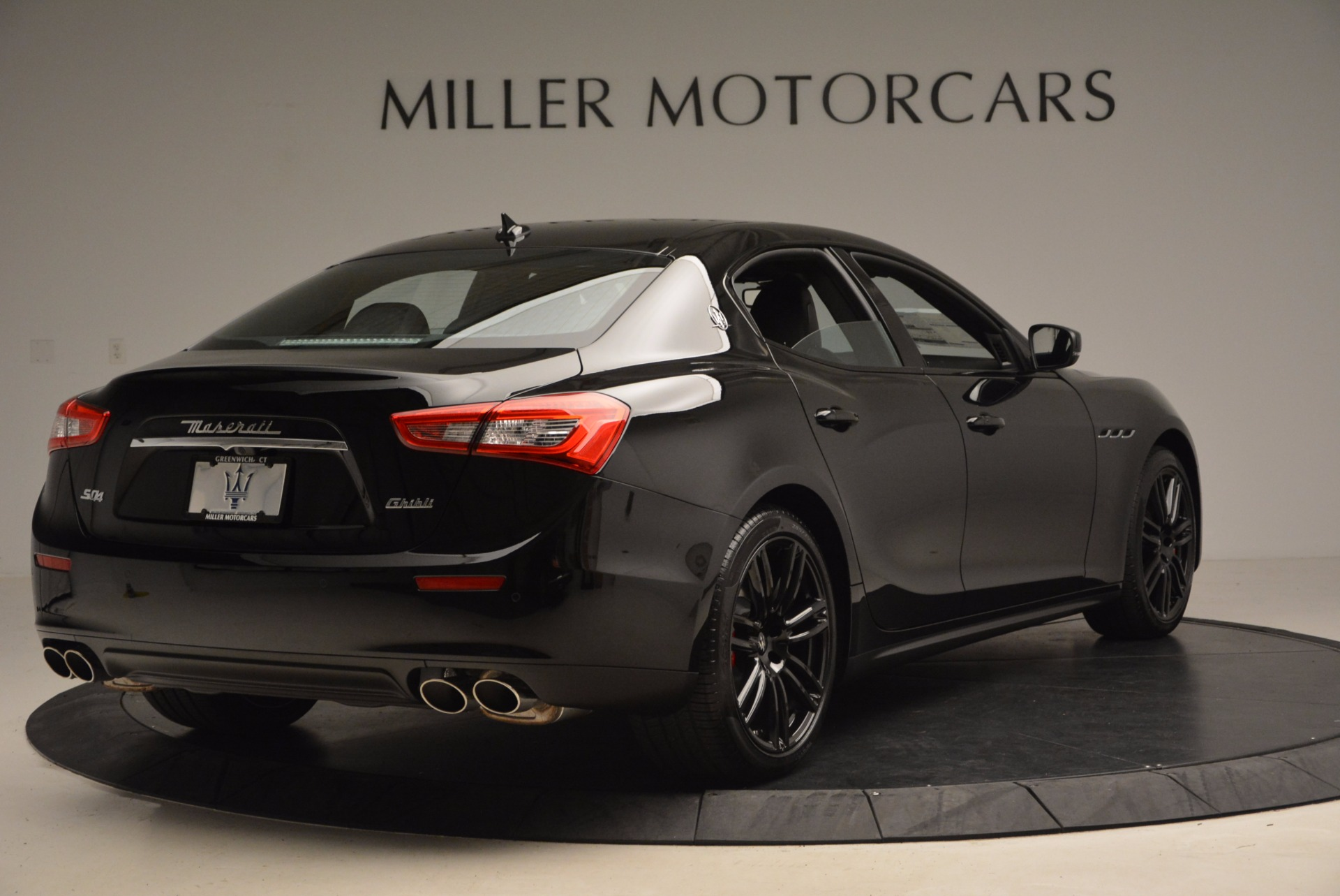 New 2017 Maserati Ghibli S Q4 For Sale In Westport, CT 1461_p7
