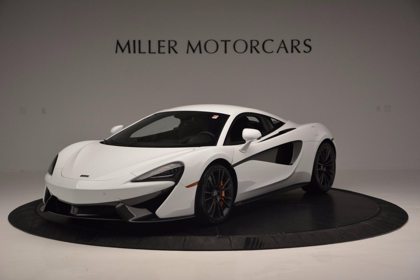 Used 2016 McLaren 570S  For Sale In Westport, CT 1464_main