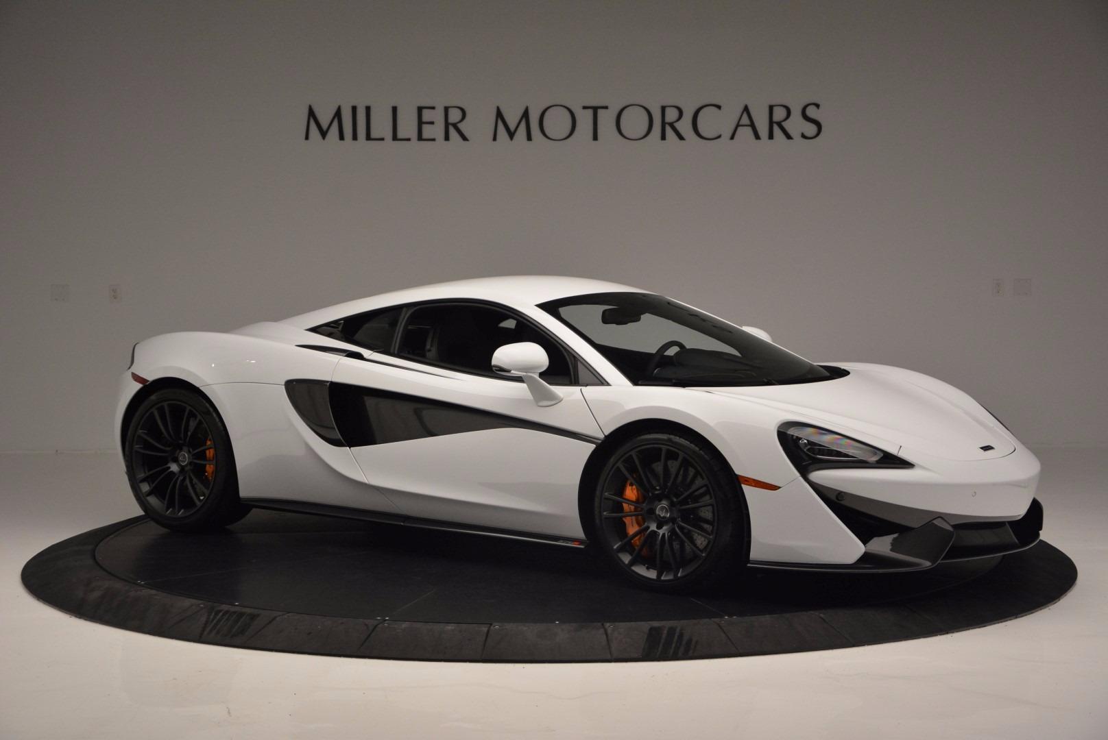 Used 2016 McLaren 570S  For Sale In Westport, CT 1464_p10
