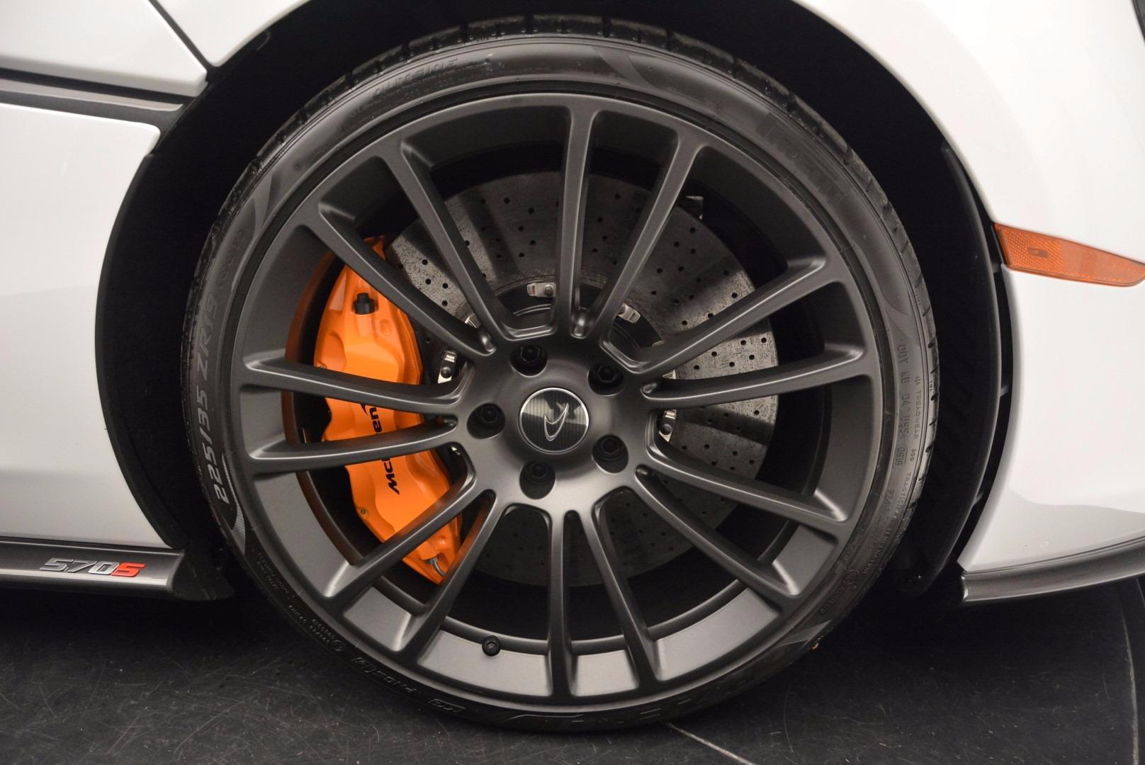 Used 2016 McLaren 570S  For Sale In Westport, CT 1464_p19