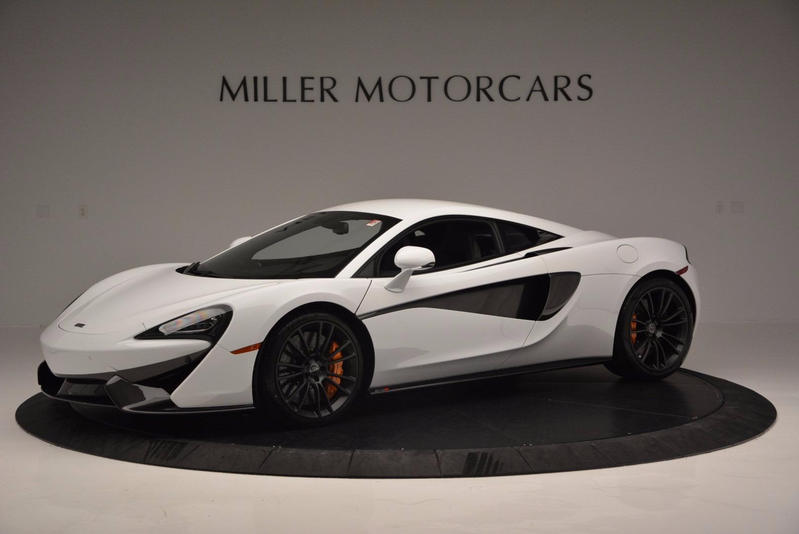 Used 2016 McLaren 570S  For Sale In Westport, CT 1464_p2