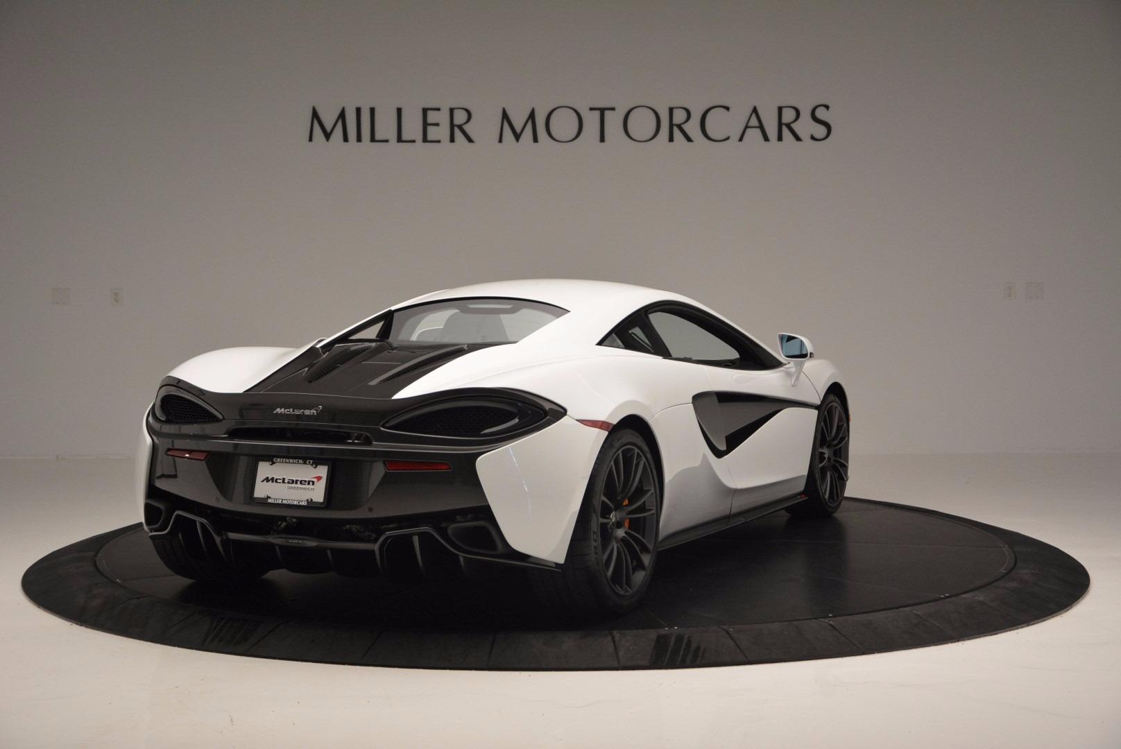 Used 2016 McLaren 570S  For Sale In Westport, CT 1464_p7