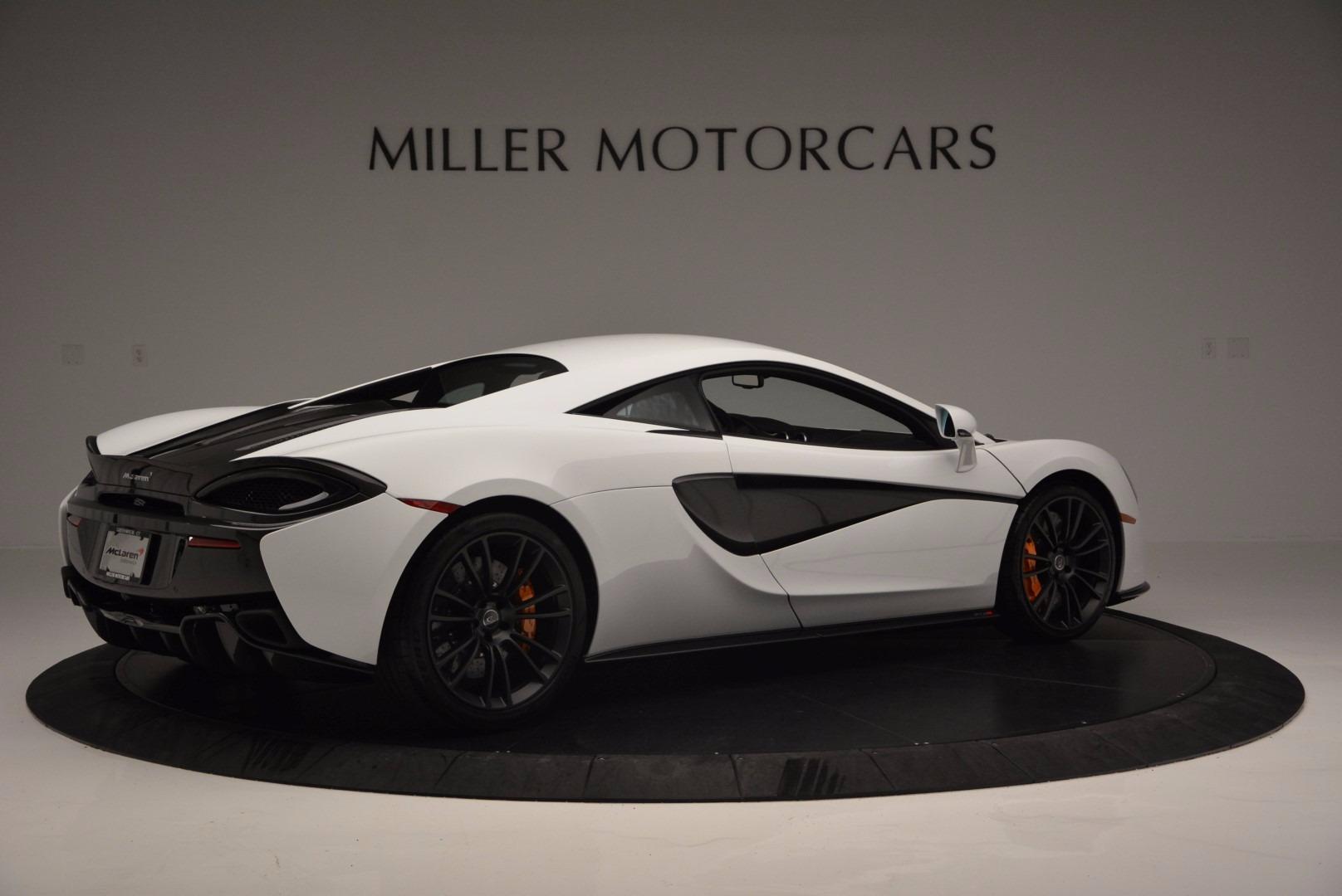 Used 2016 McLaren 570S  For Sale In Westport, CT 1464_p8