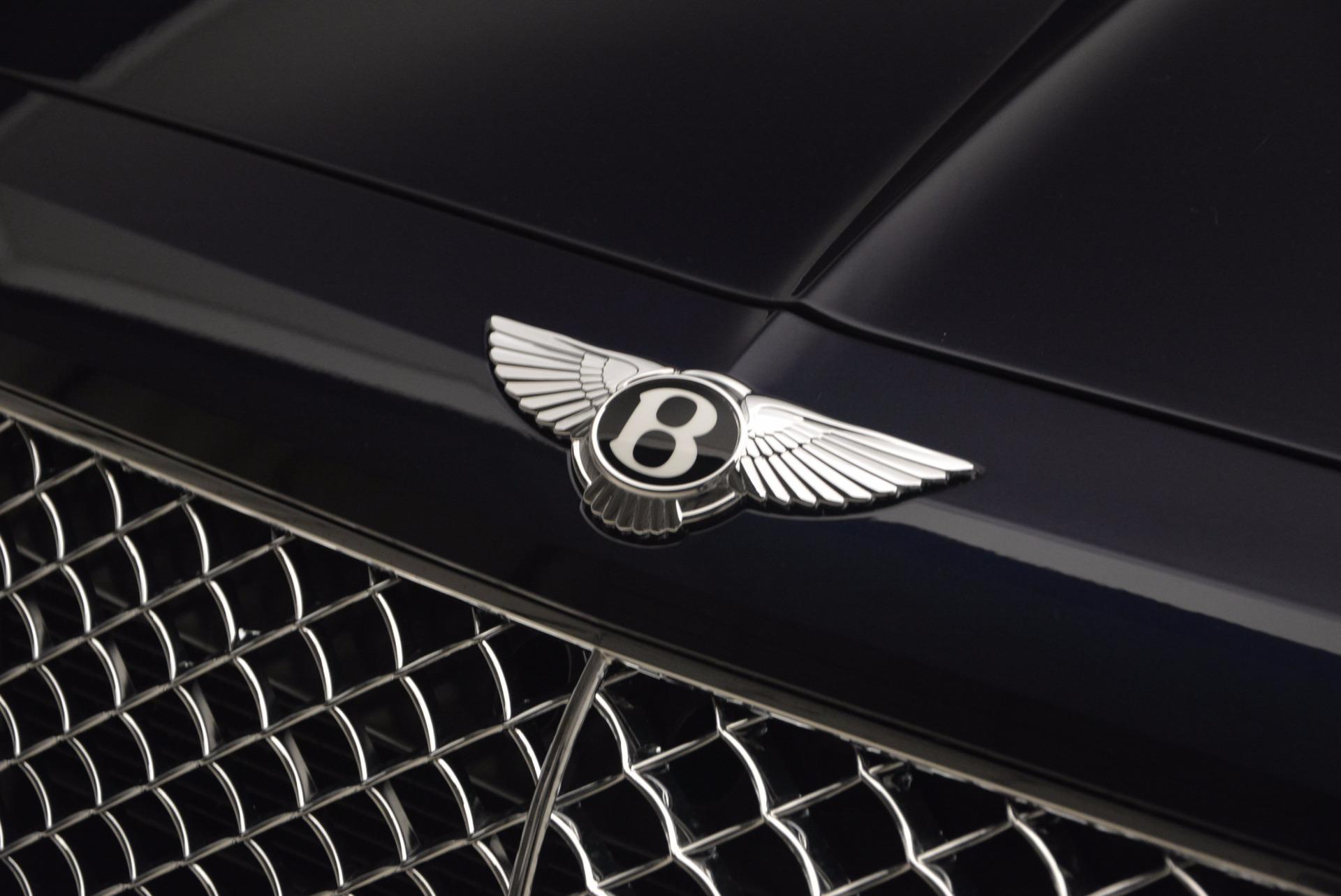 Used 2018 Bentley Bentayga W12 Signature For Sale In Westport, CT 1468_p14