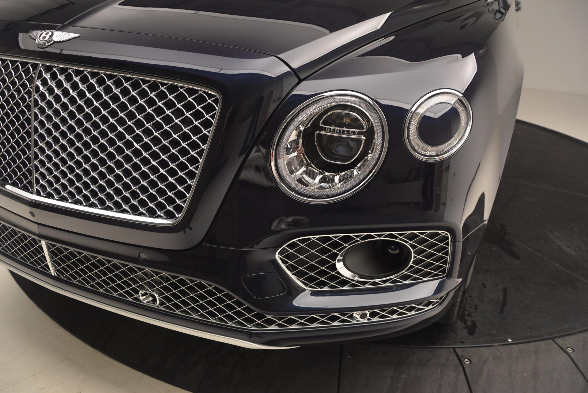 Used 2018 Bentley Bentayga W12 Signature For Sale In Westport, CT 1468_p15