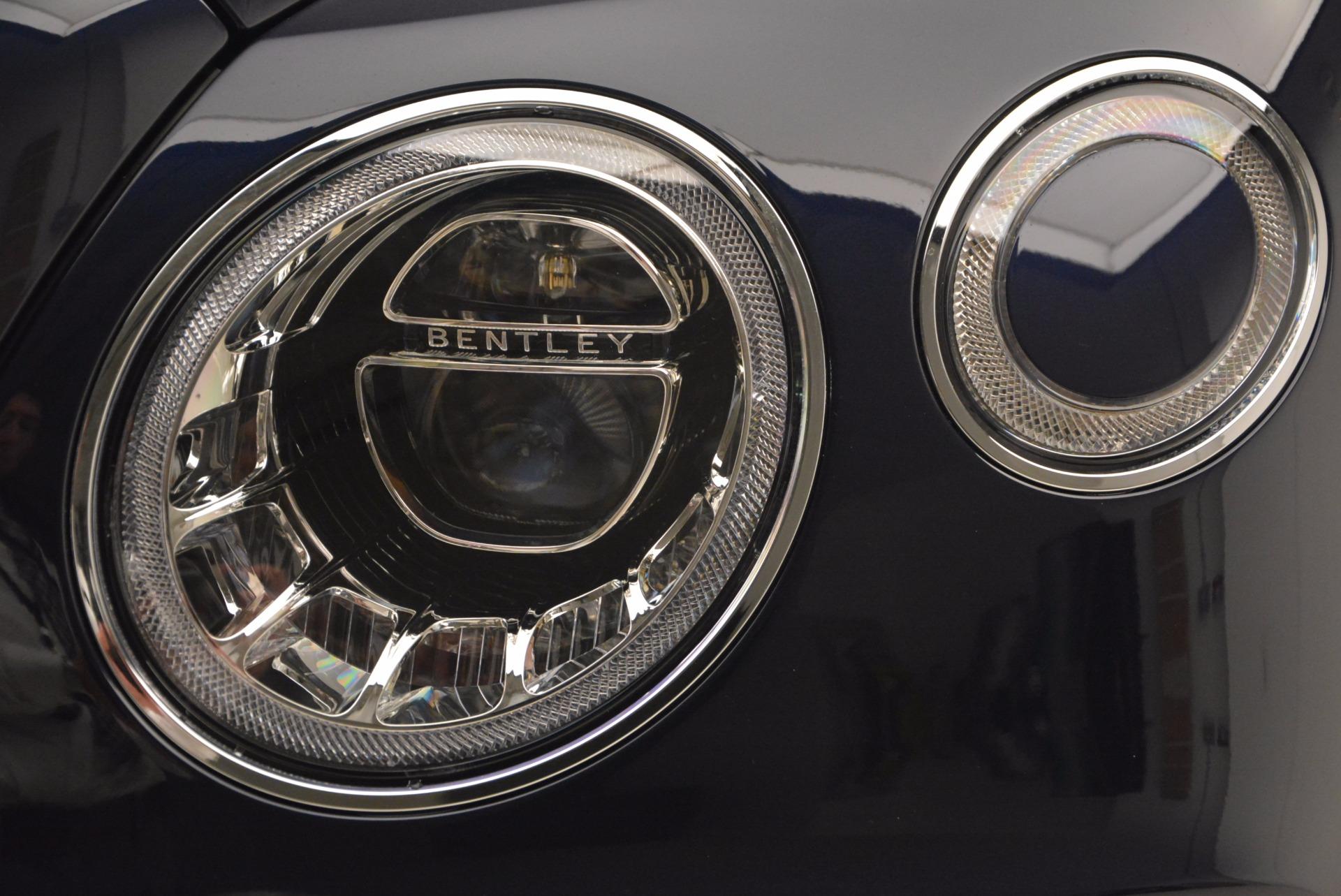 Used 2018 Bentley Bentayga W12 Signature For Sale In Westport, CT 1468_p17