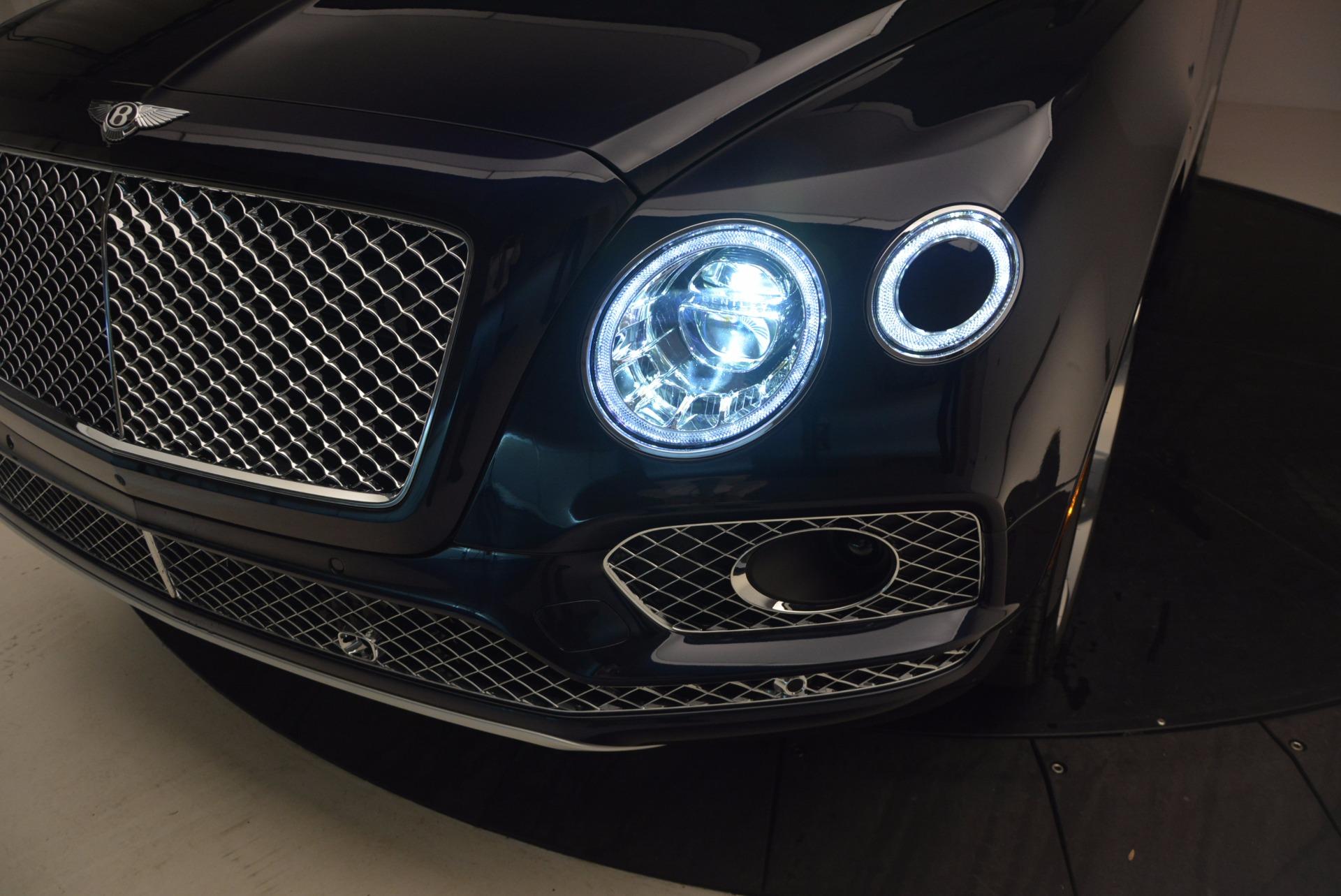 Used 2018 Bentley Bentayga W12 Signature For Sale In Westport, CT 1468_p19