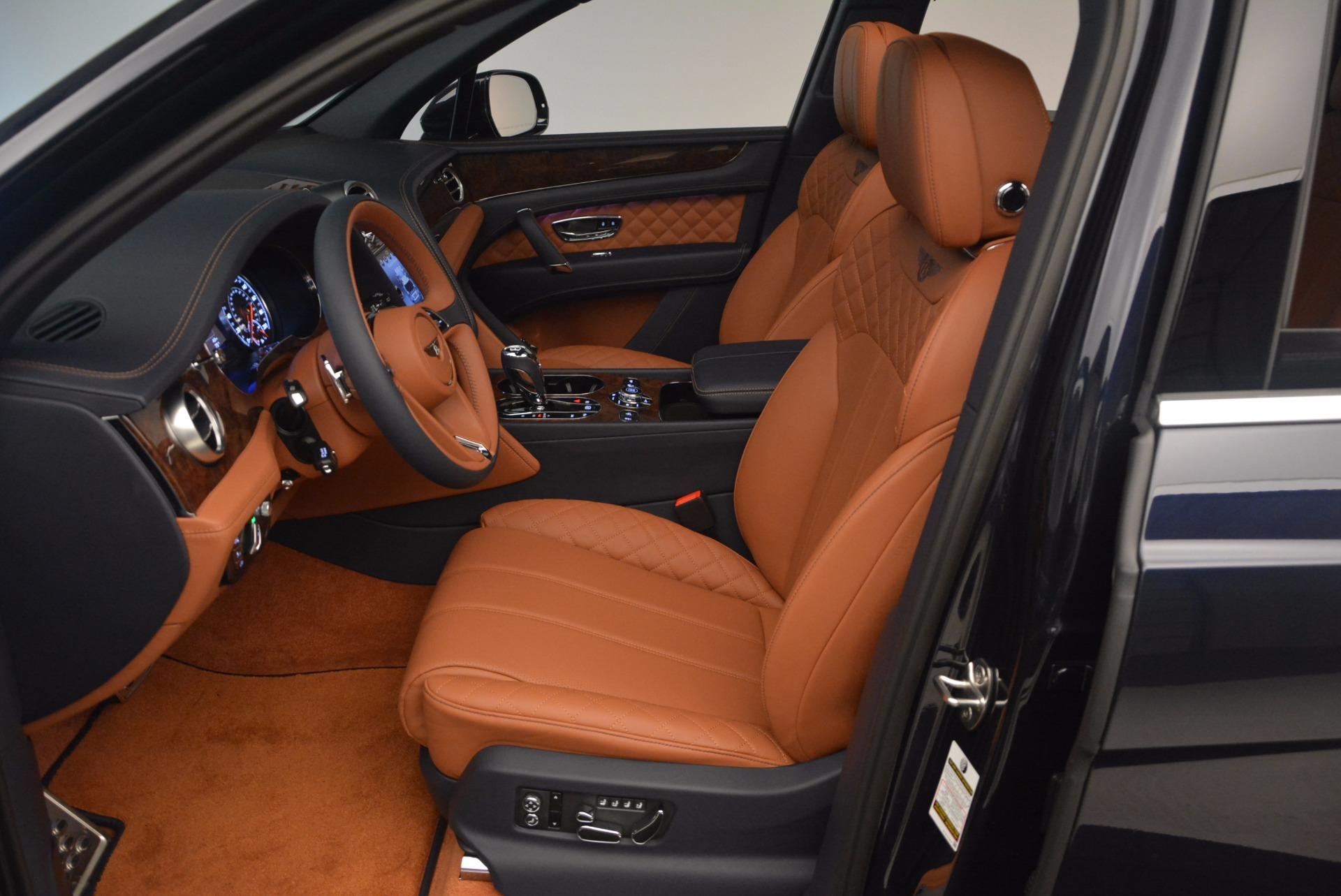 Used 2018 Bentley Bentayga W12 Signature For Sale In Westport, CT 1468_p24