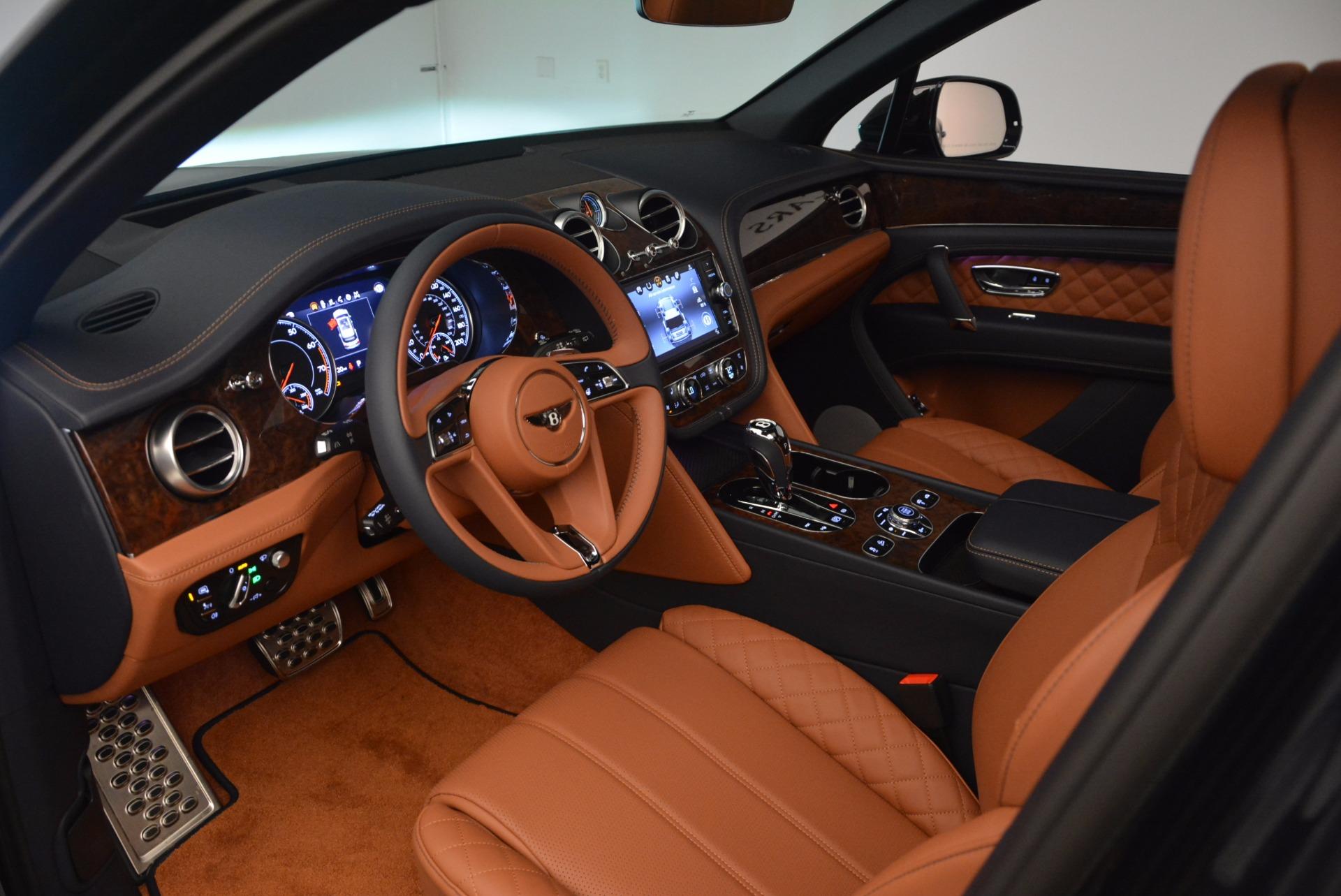 Used 2018 Bentley Bentayga W12 Signature For Sale In Westport, CT 1468_p25