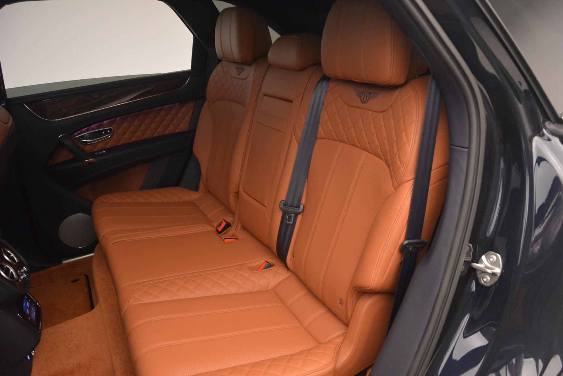 Used 2018 Bentley Bentayga W12 Signature For Sale In Westport, CT 1468_p29