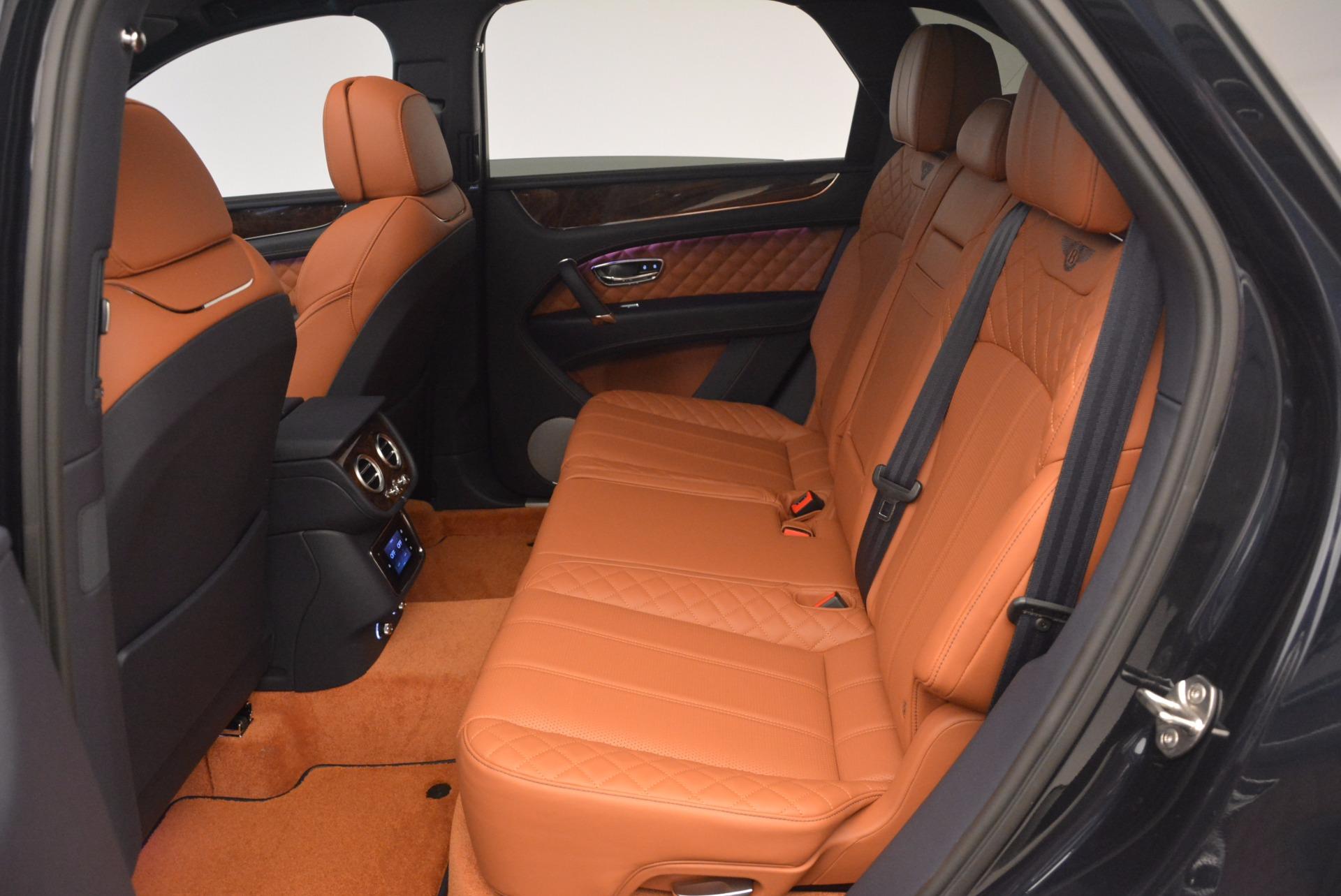 Used 2018 Bentley Bentayga W12 Signature For Sale In Westport, CT 1468_p30