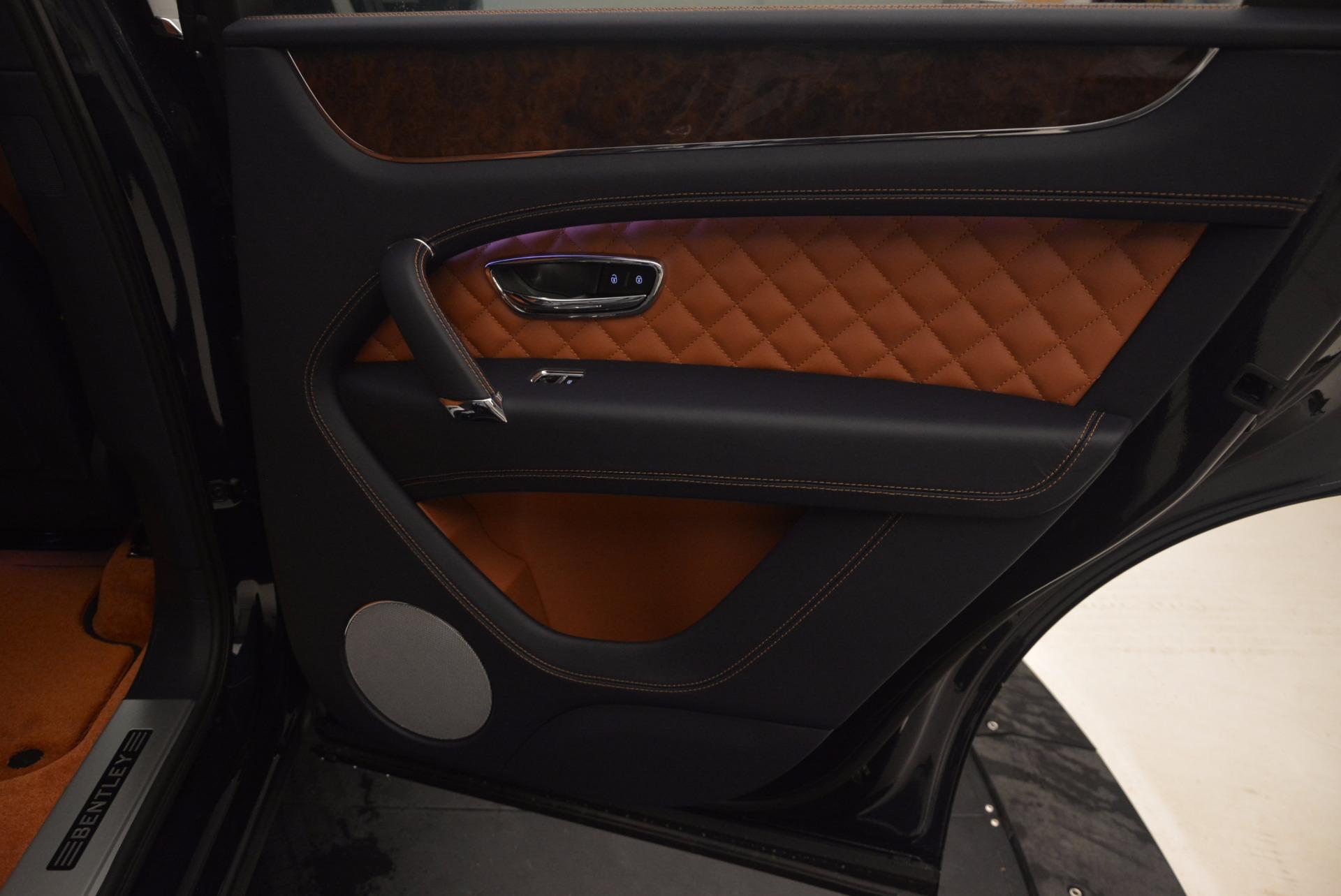 Used 2018 Bentley Bentayga W12 Signature For Sale In Westport, CT 1468_p35