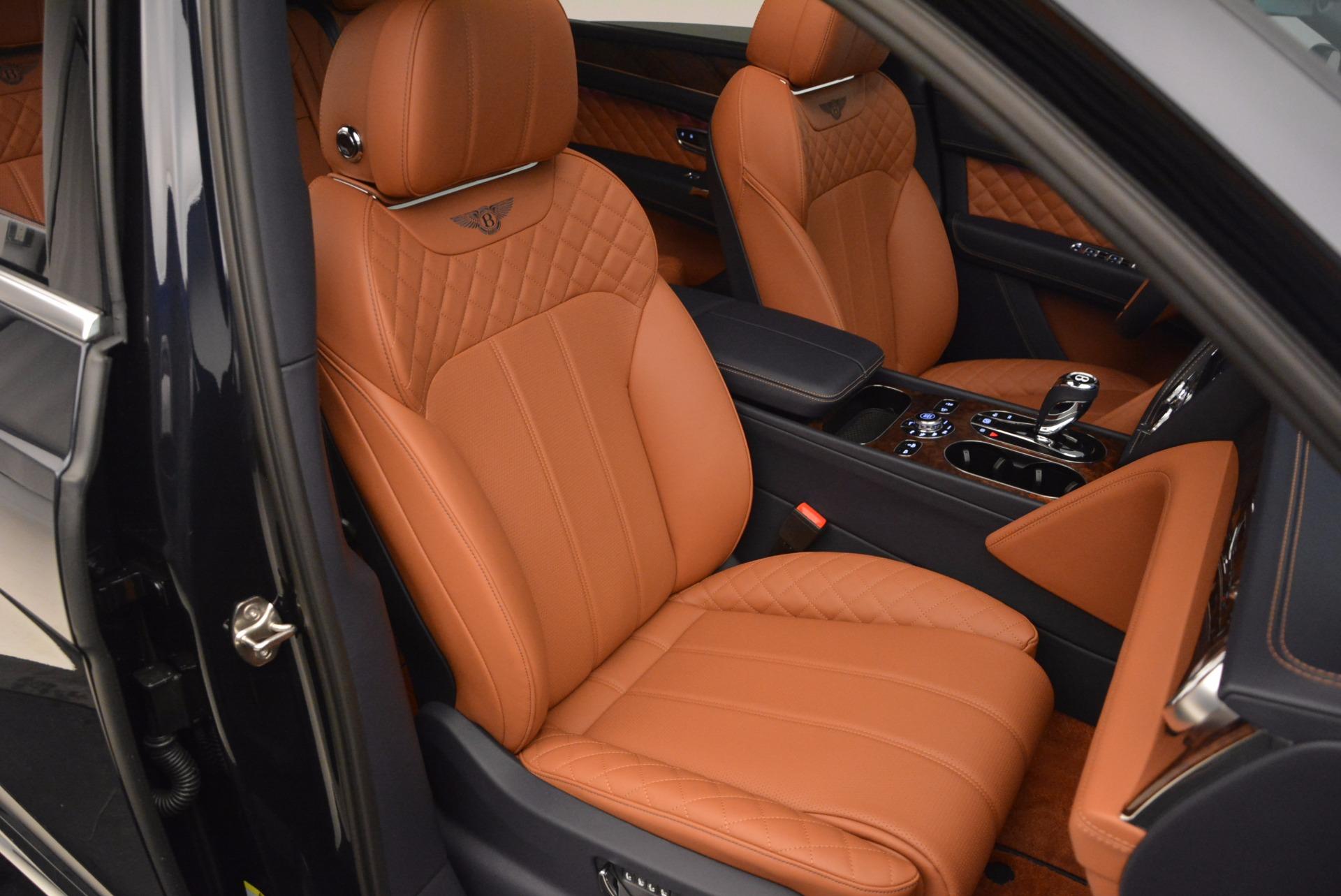 Used 2018 Bentley Bentayga W12 Signature For Sale In Westport, CT 1468_p41