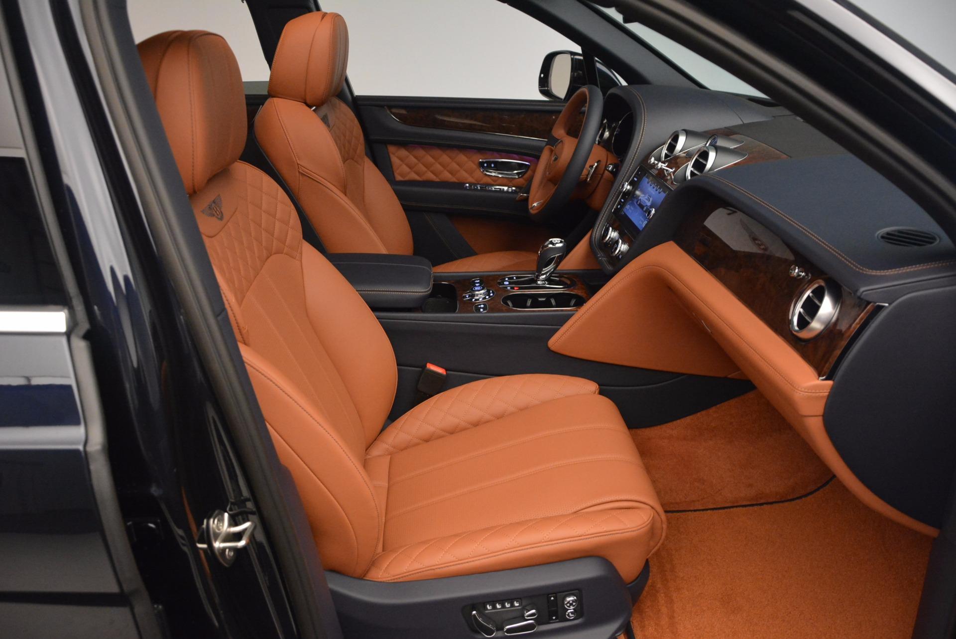 Used 2018 Bentley Bentayga W12 Signature For Sale In Westport, CT 1468_p42