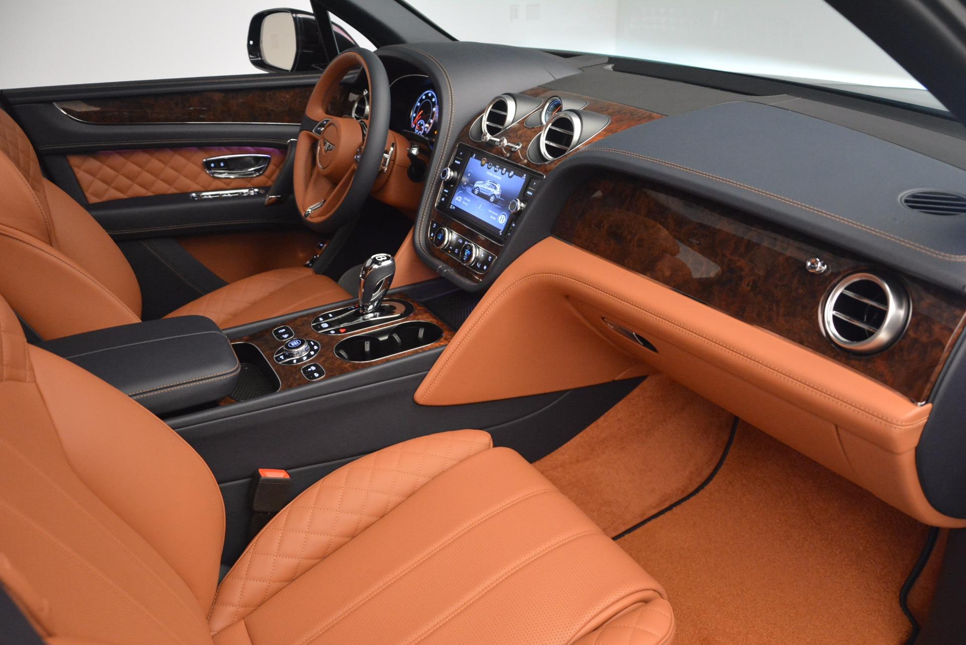 Used 2018 Bentley Bentayga W12 Signature For Sale In Westport, CT 1468_p43