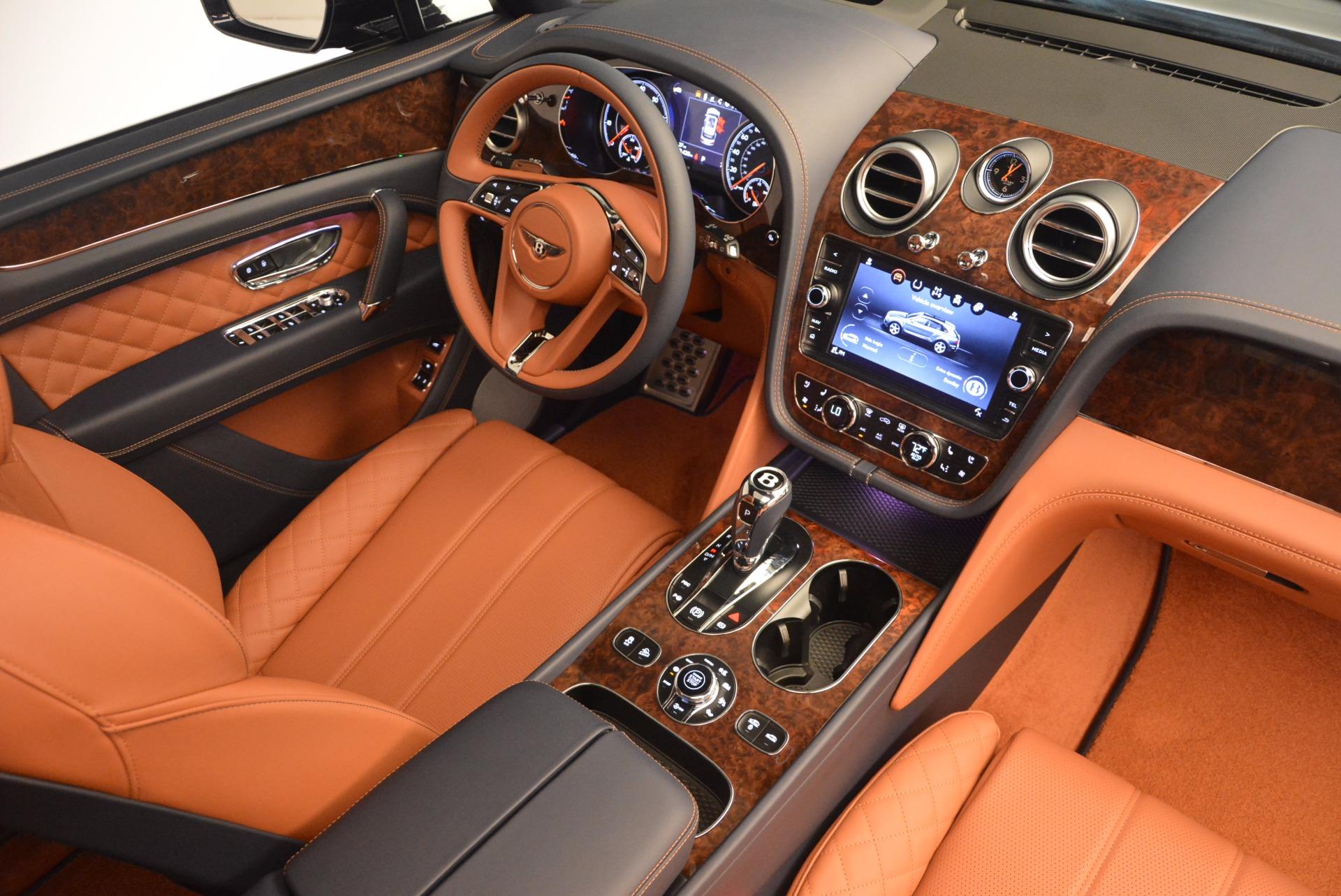 Used 2018 Bentley Bentayga W12 Signature For Sale In Westport, CT 1468_p45