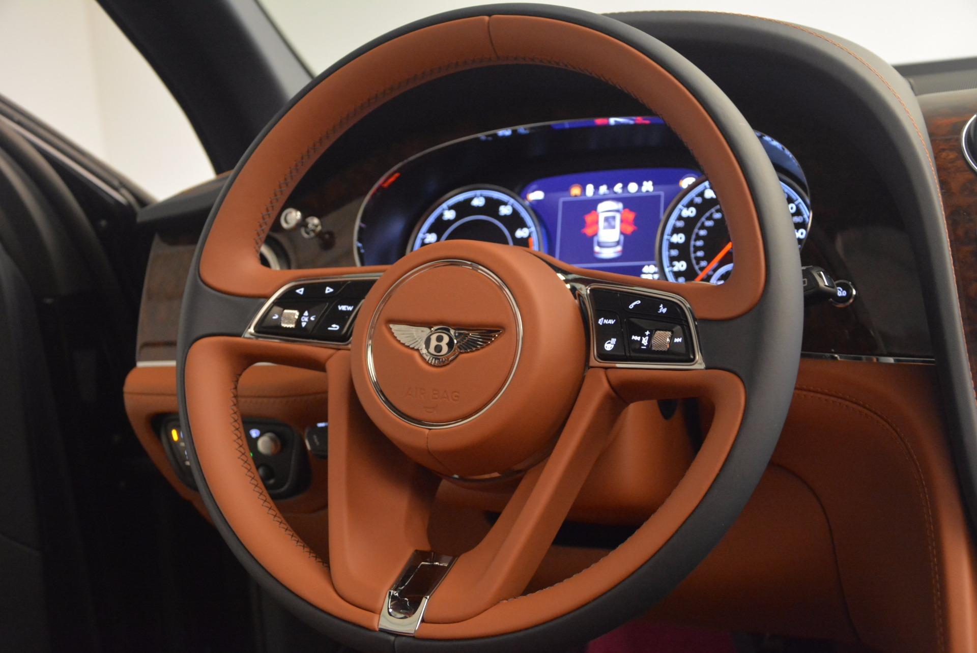Used 2018 Bentley Bentayga W12 Signature For Sale In Westport, CT 1468_p47