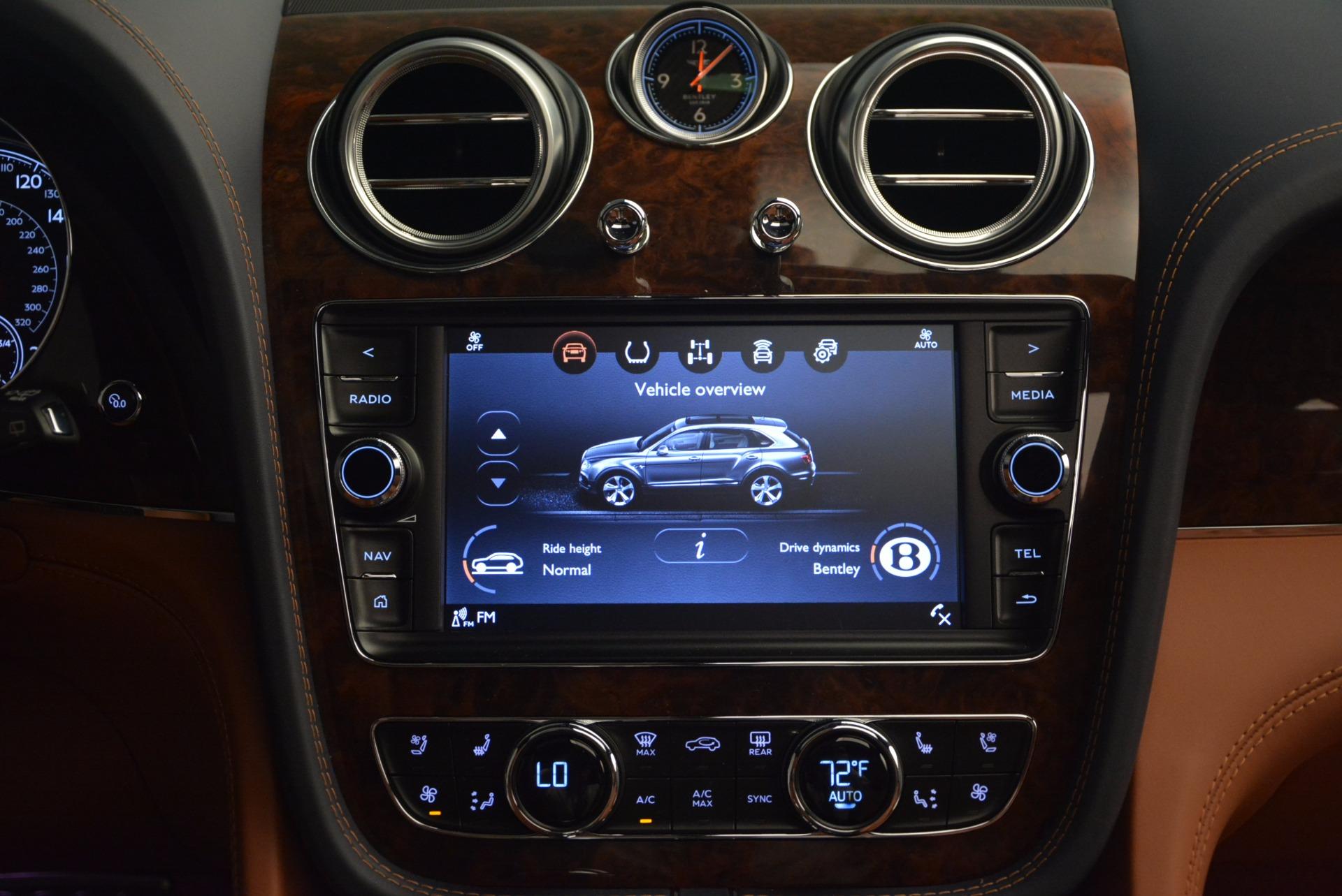 Used 2018 Bentley Bentayga W12 Signature For Sale In Westport, CT 1468_p48