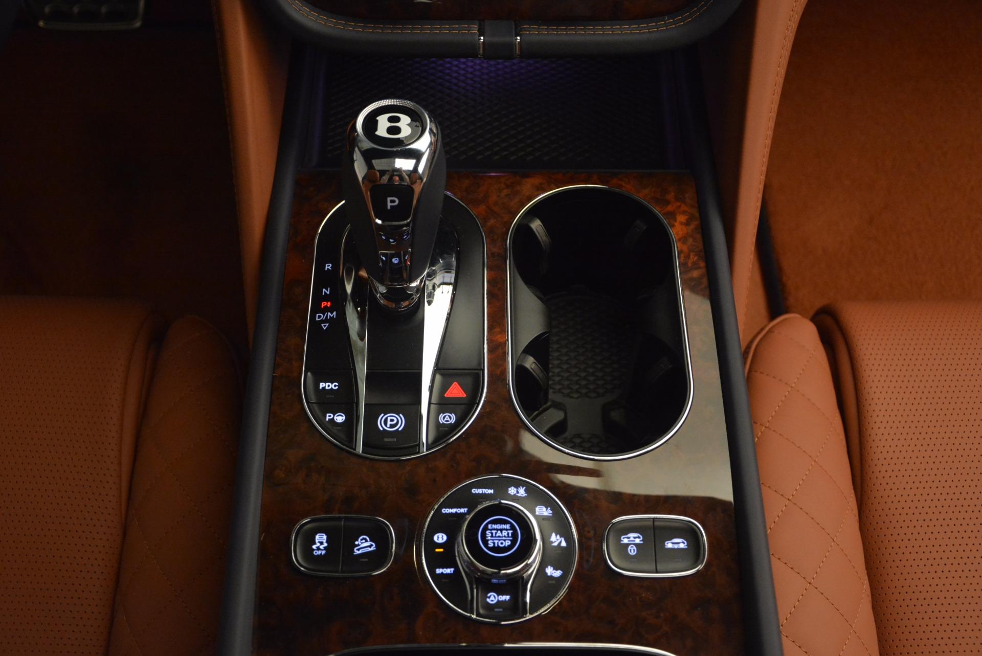 Used 2018 Bentley Bentayga W12 Signature For Sale In Westport, CT 1468_p49